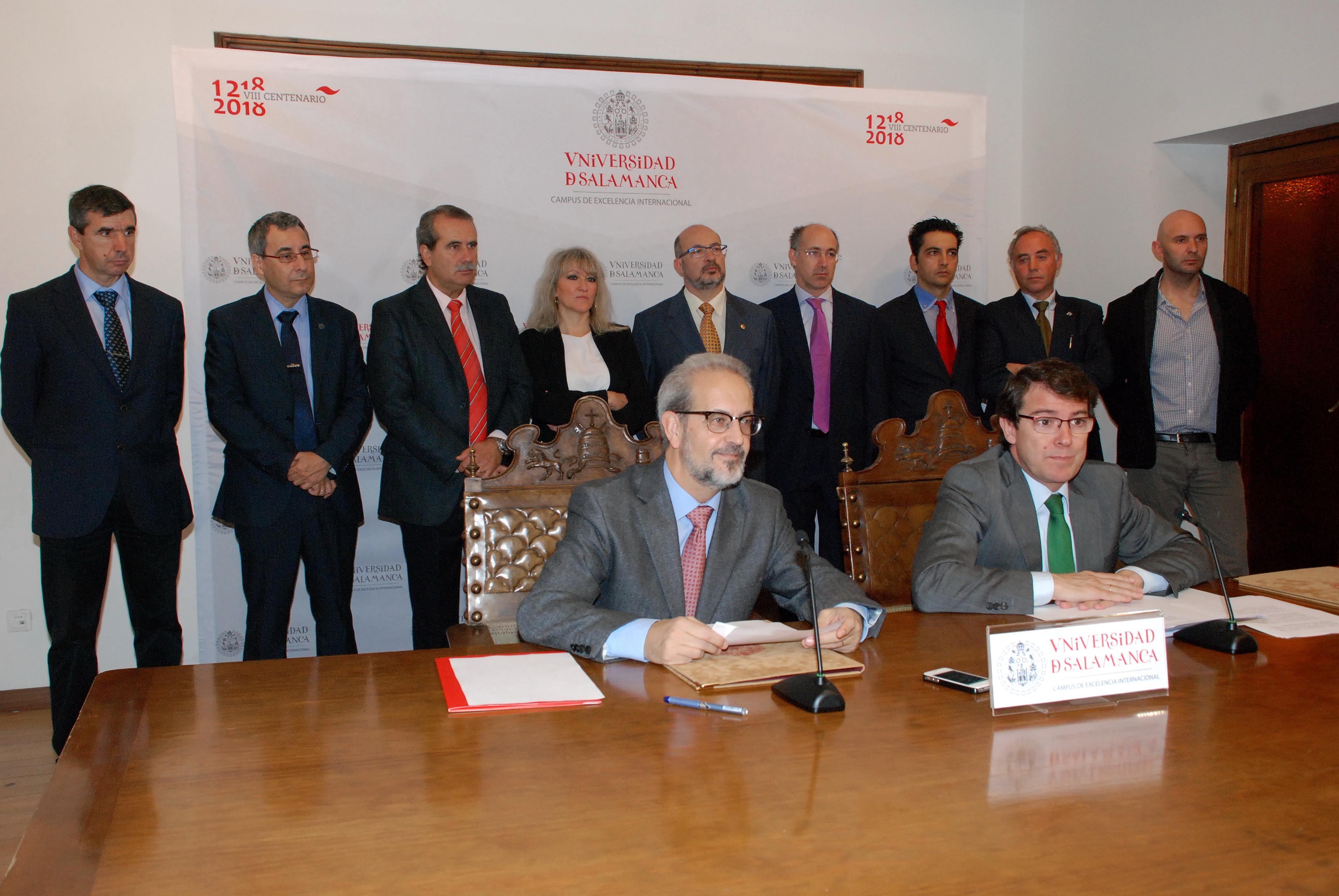 El Ayuntamiento y la Universidad de Salamanca colaborarán para mejorar la seguridad vial en la ciudad a través de la transferencia y el desarrollo tecnológico
