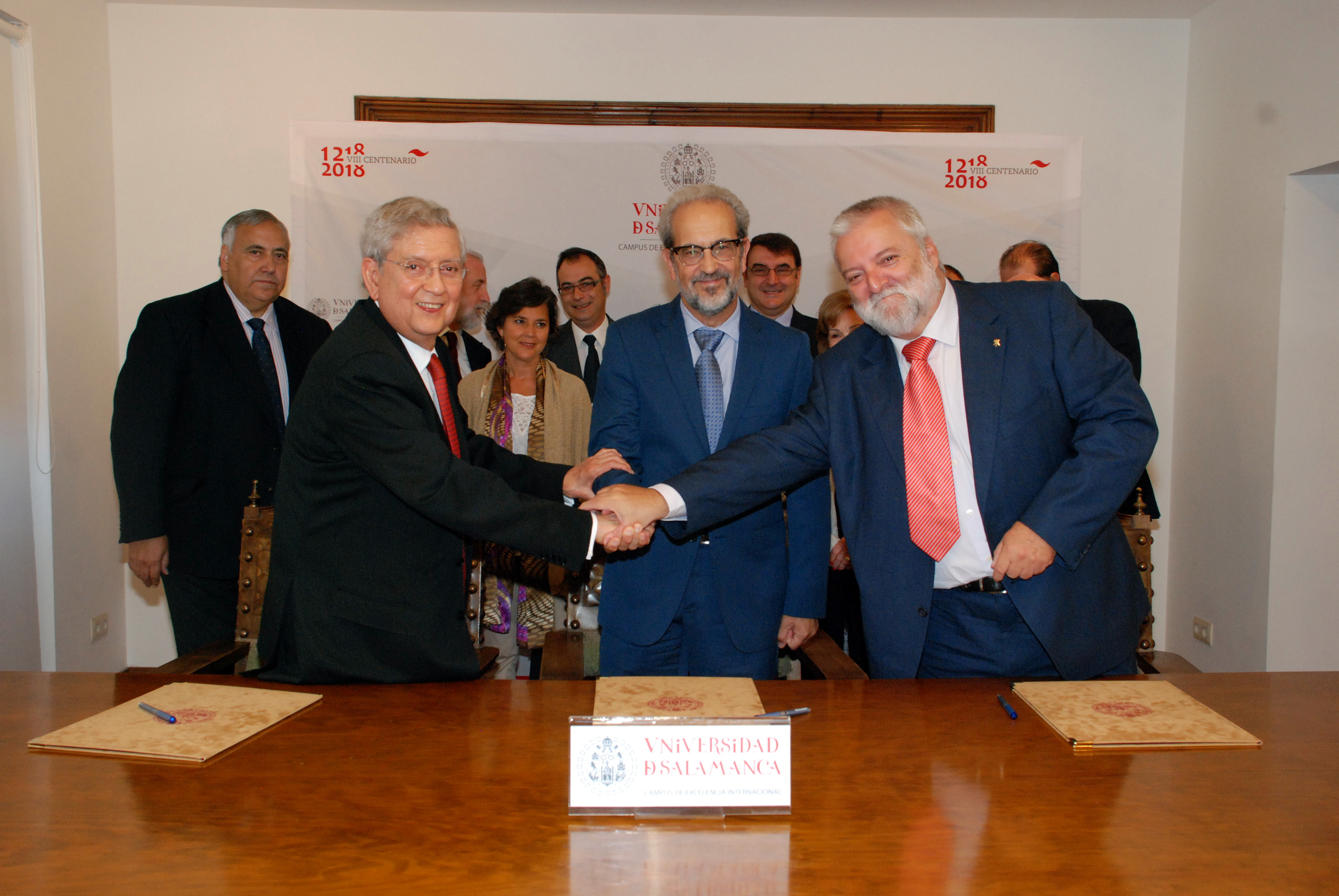 La Universidad de Salamanca suscribe un convenio de colaboración con la Federación Iberoamericana de Síndrome de Down y Down España
