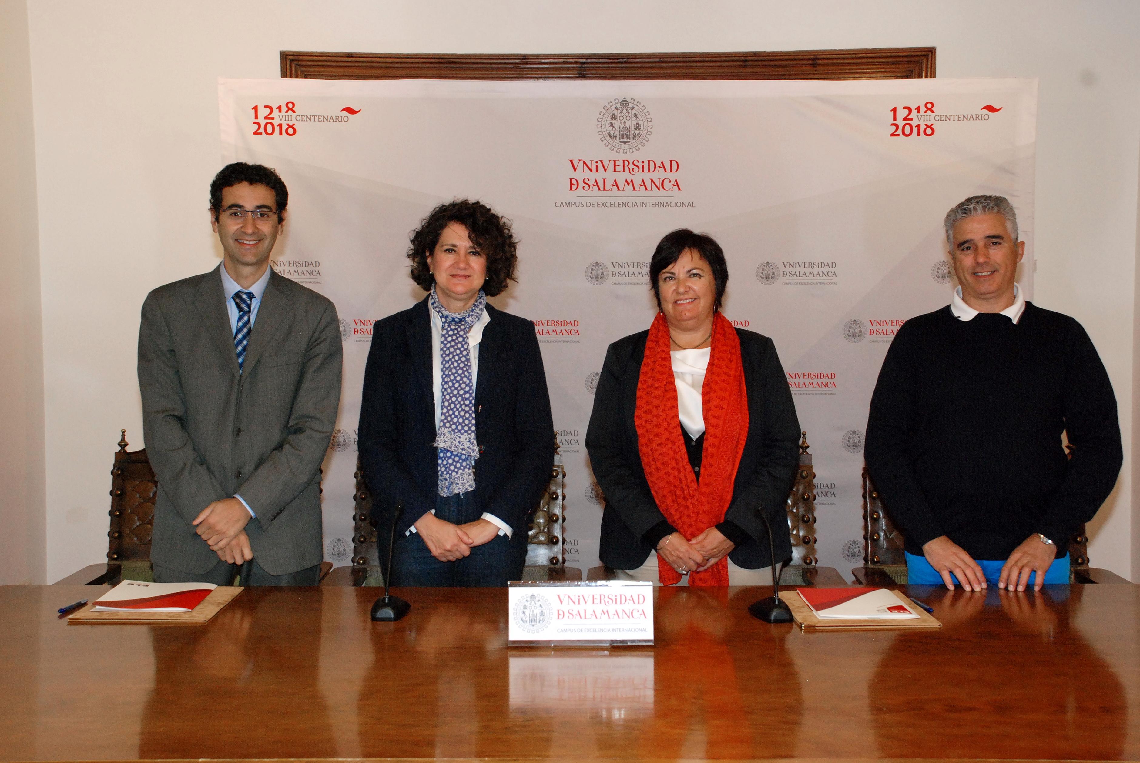 Mallorca contará con una nueva Escuela de Lengua Española de la Universidad de Salamanca