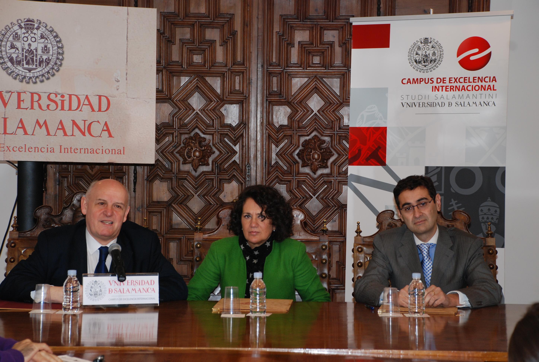 La Universidad de Salamanca y Mazel Group impulsarán en el Parque Científico el desarrollo tecnológico, la investigación y la transferencia de conocimiento hacia la empresa