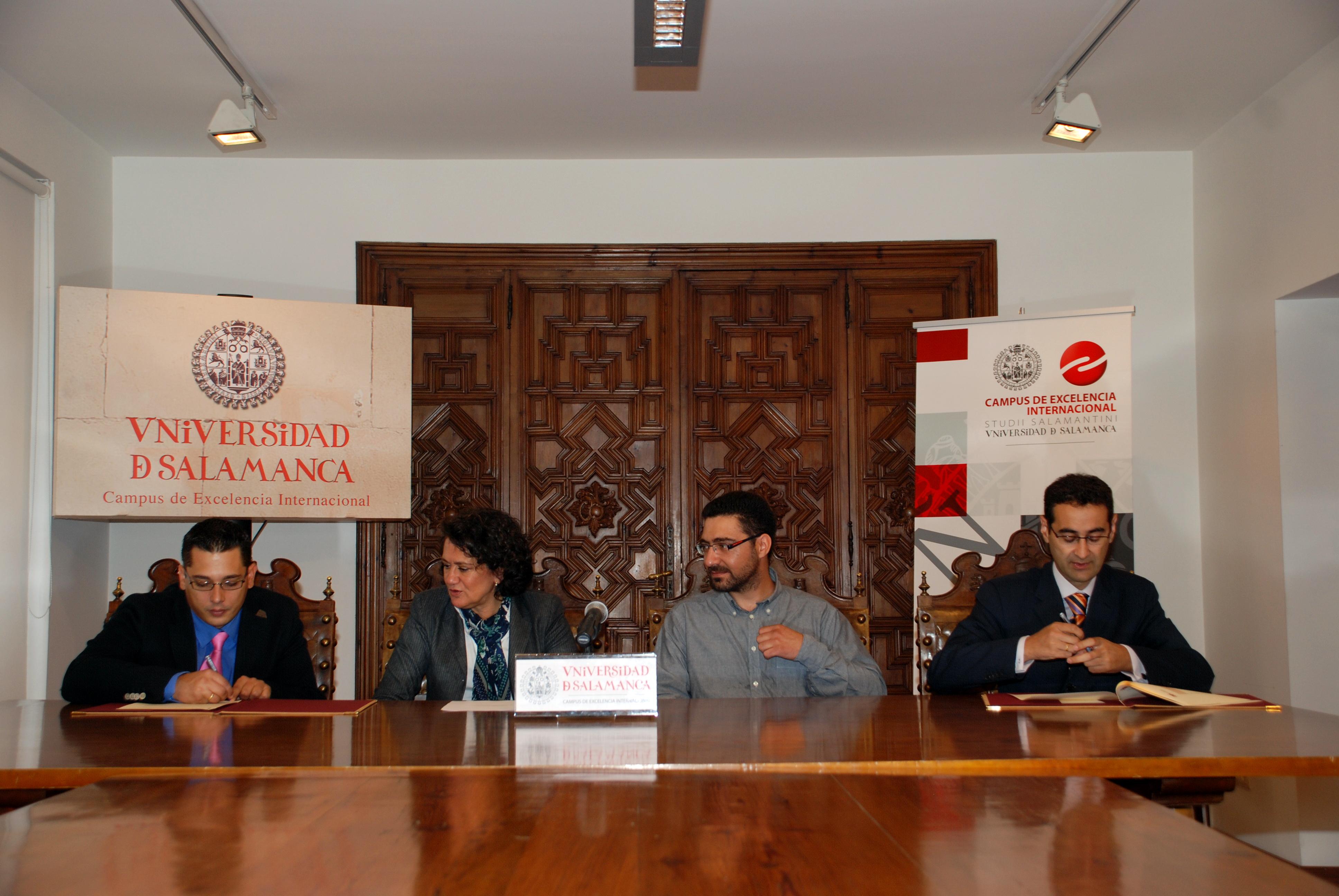 La empresa A&S Servicios Energéticos se adhiere al Parque Científico de la Universidad de Salamanca