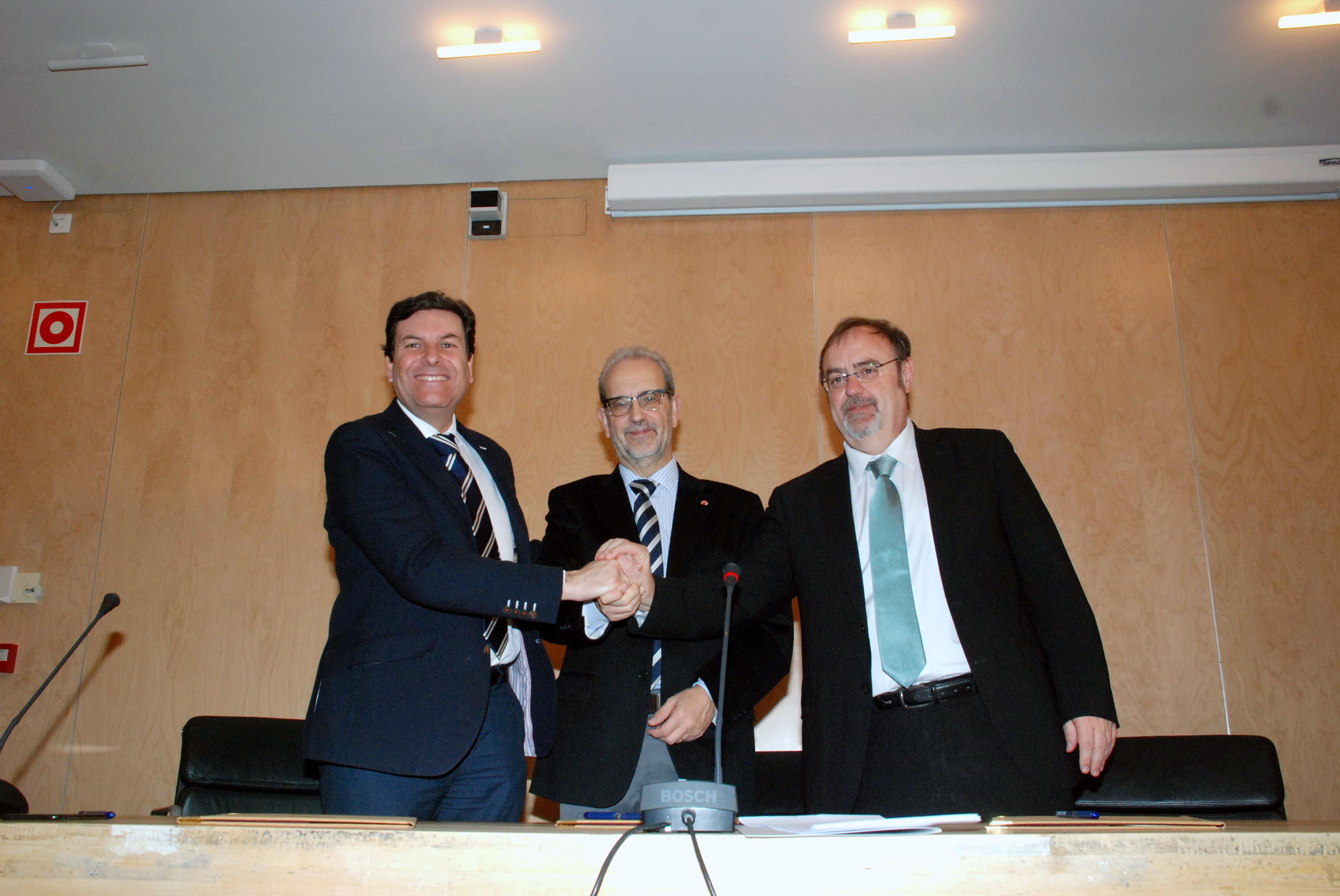Las consejerías de Empleo y de Educación y las universidades públicas de Castilla y León impulsan la prevención de riesgos laborales a través de 'Universitas'