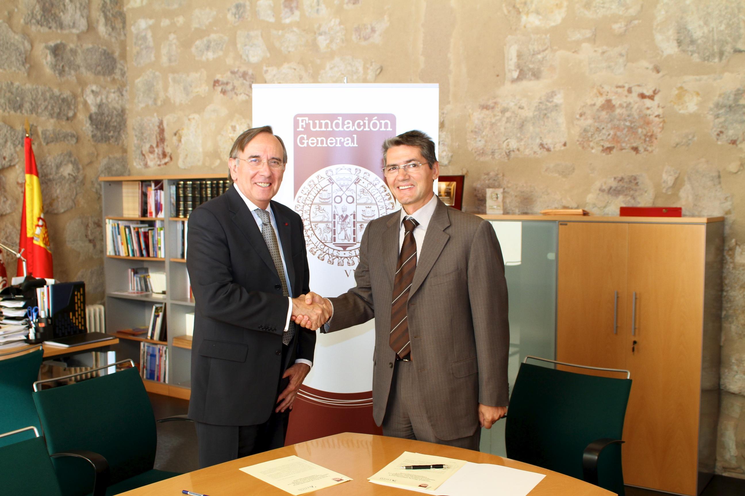 La Fundación suscribe un convenio de colaboración con la Fundación para el Apoyo Tecnológico a la Transformación Industrial (ATTICO)