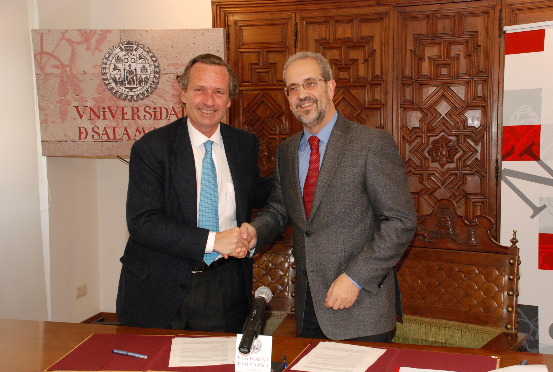 La Universidad y la Fundación Africana para la Medicina y la Investigación colaboran en materia de cooperación y voluntariado