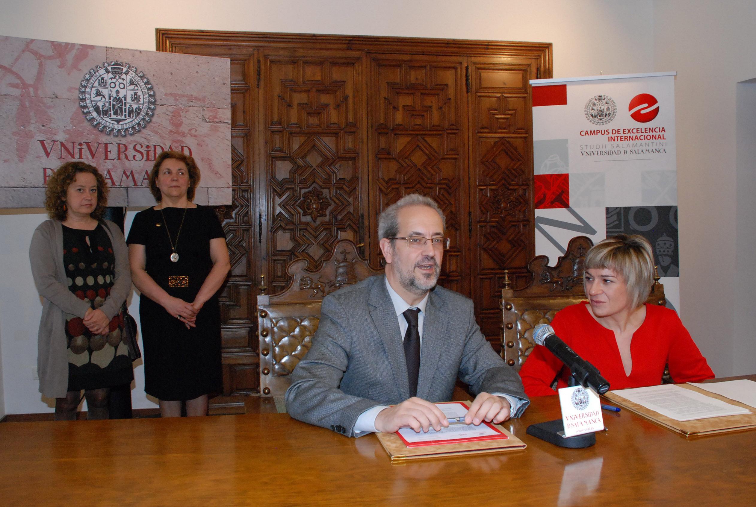 Acto público de firma del convenio