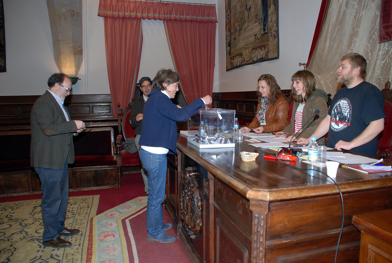 El Claustro de la Universidad de Salamanca aprueba el reglamento de su funcionamiento interno