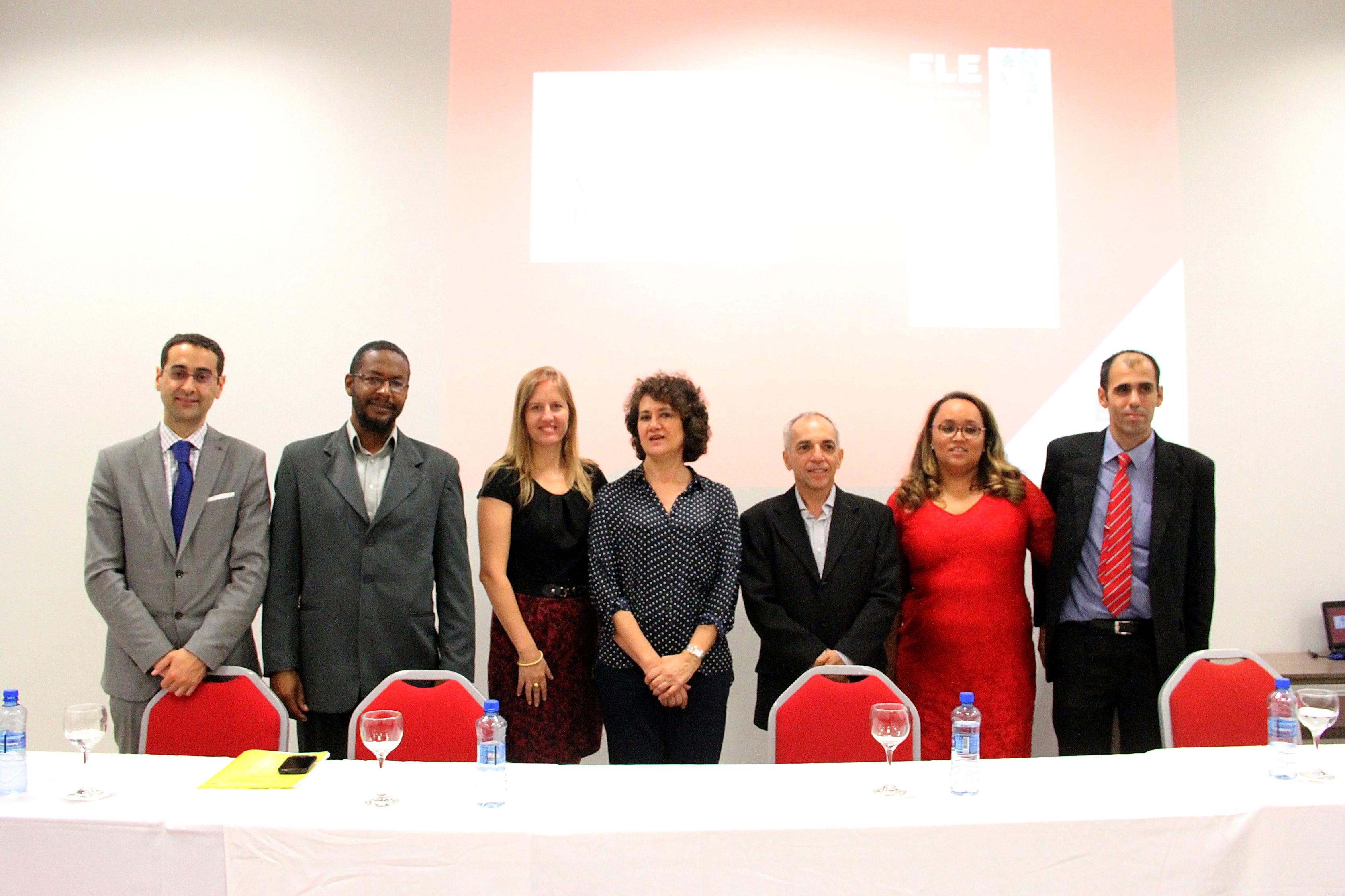 La vicerrectora de Internacionalización inaugura la Escuela de Lengua Española de la Universidad de Salamanca en Cuiabá