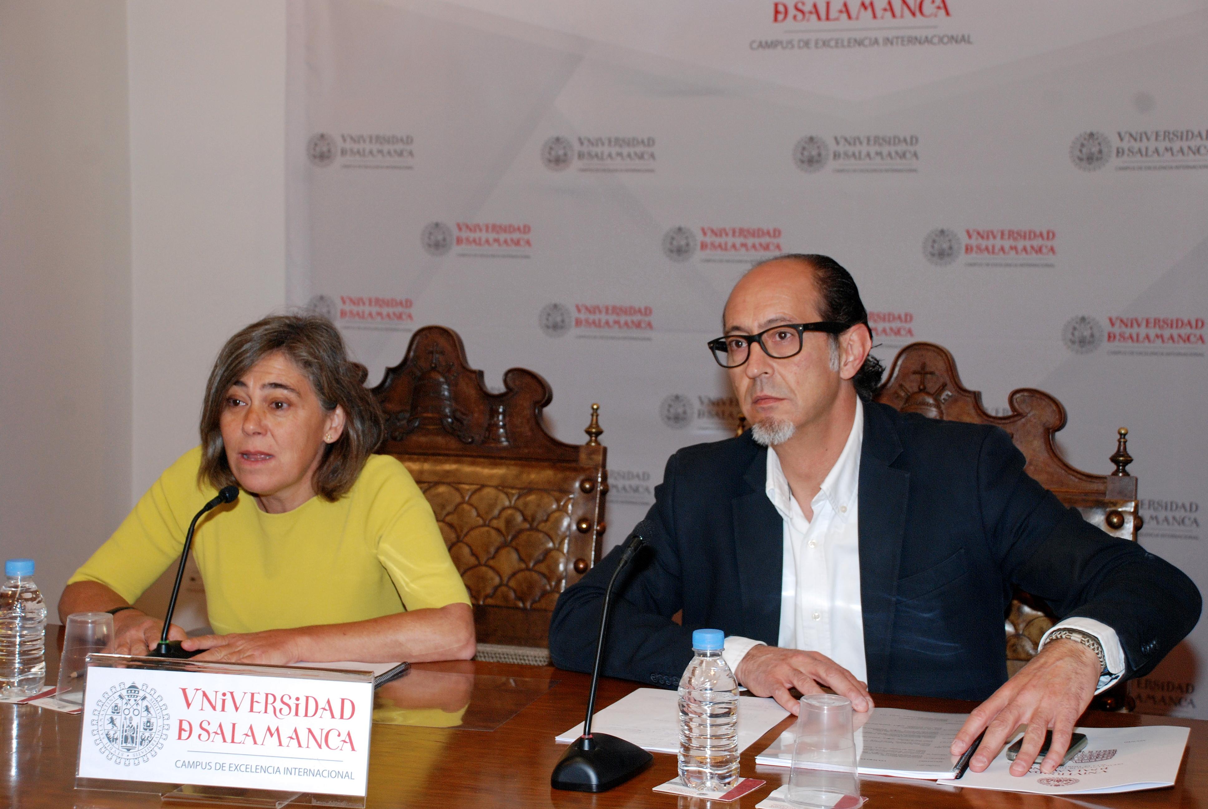 Teatro, música, arte, cine y la literatura se reúnen en la nueva programación 'Cultura en curso' de la Universidad de Salamanca