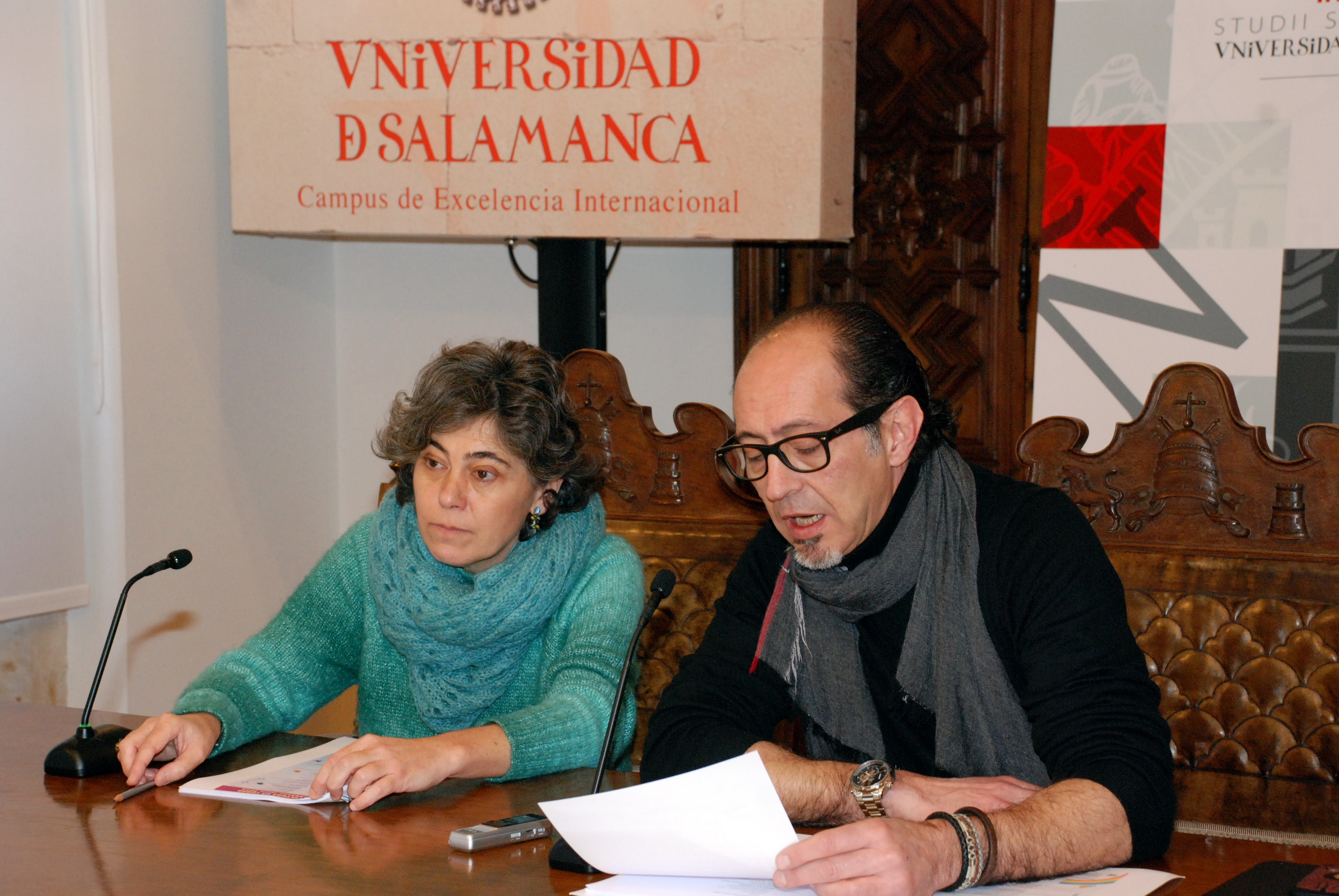 La Universidad de Salamanca presenta una programación cultural completa y variada dentro de 'Cultura en Curso'