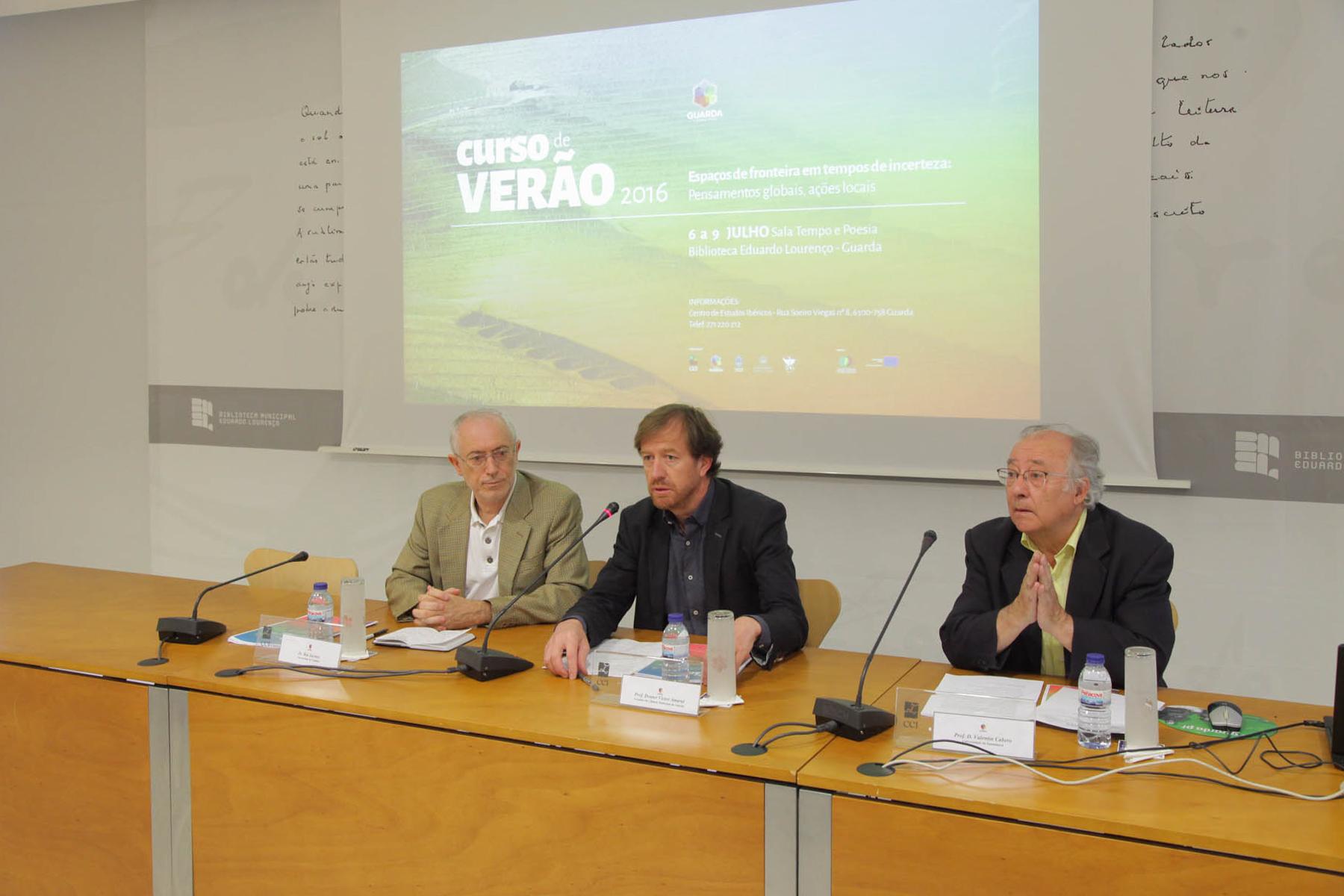 El Centro de Estudios Ibéricos analiza los espacios transfronterizos en la 16ª edición de su curso de verano