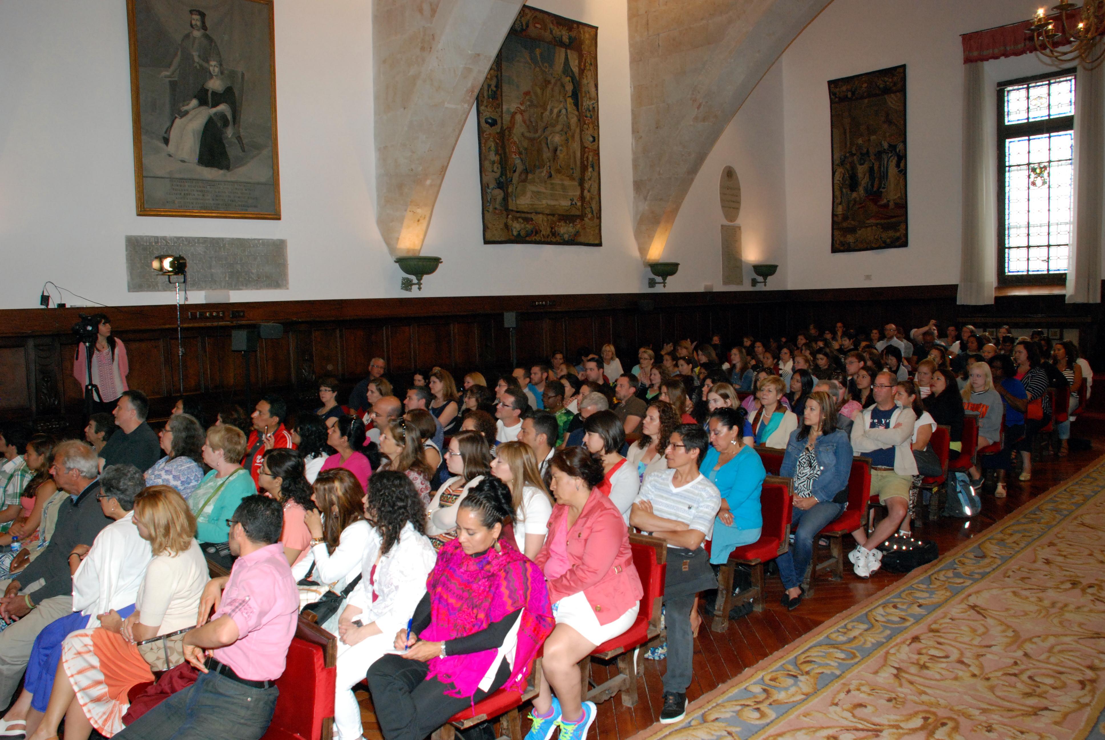 La experiencia y la innovación, claves del éxito de la nueva edición de los Cursos Internacionales de Lengua y Cultura Españolas