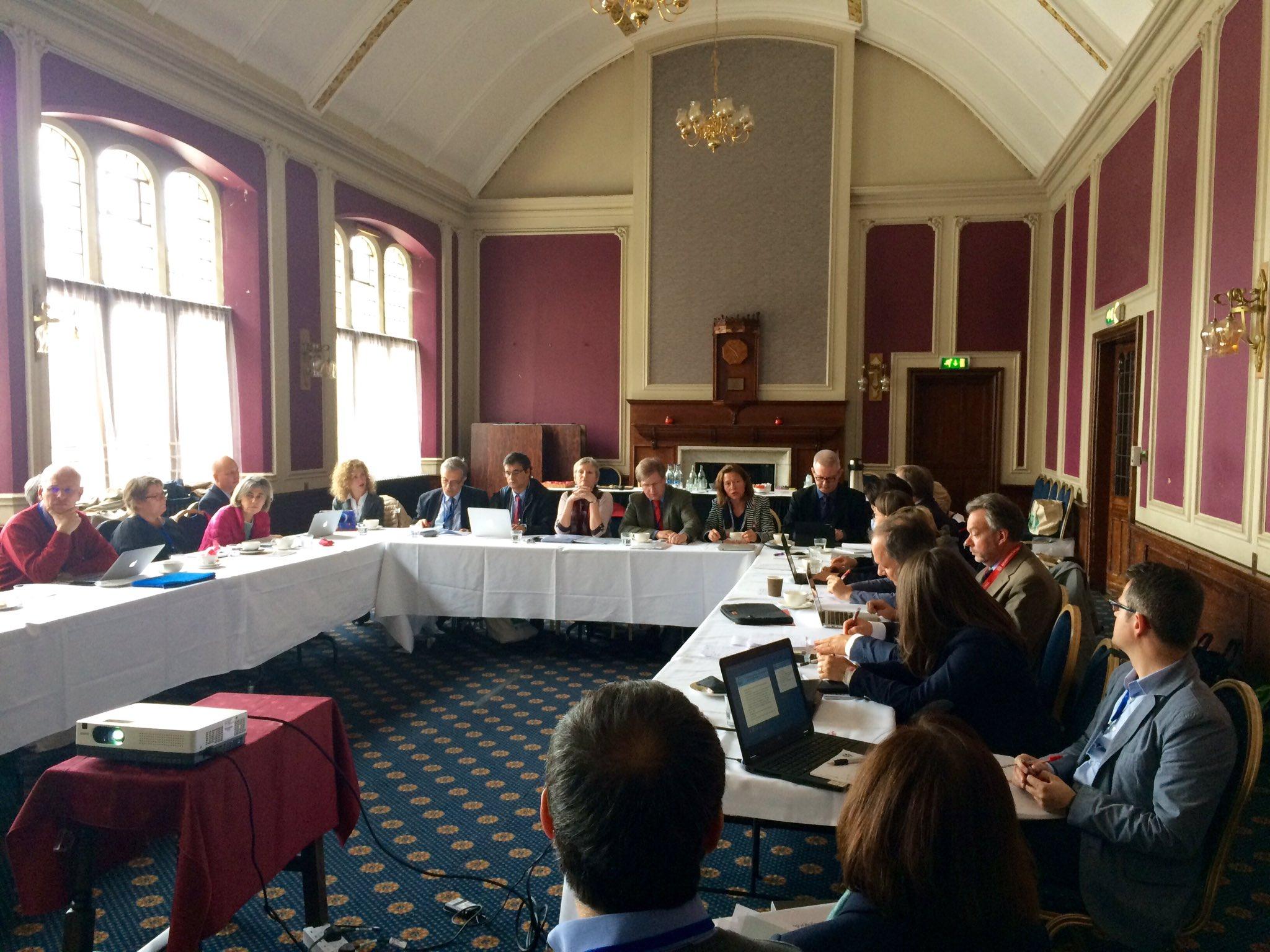 La Universidad de Salamanca participa en la reunión anual del Comité Ejecutivo del Grupo Coimbra de Universidades