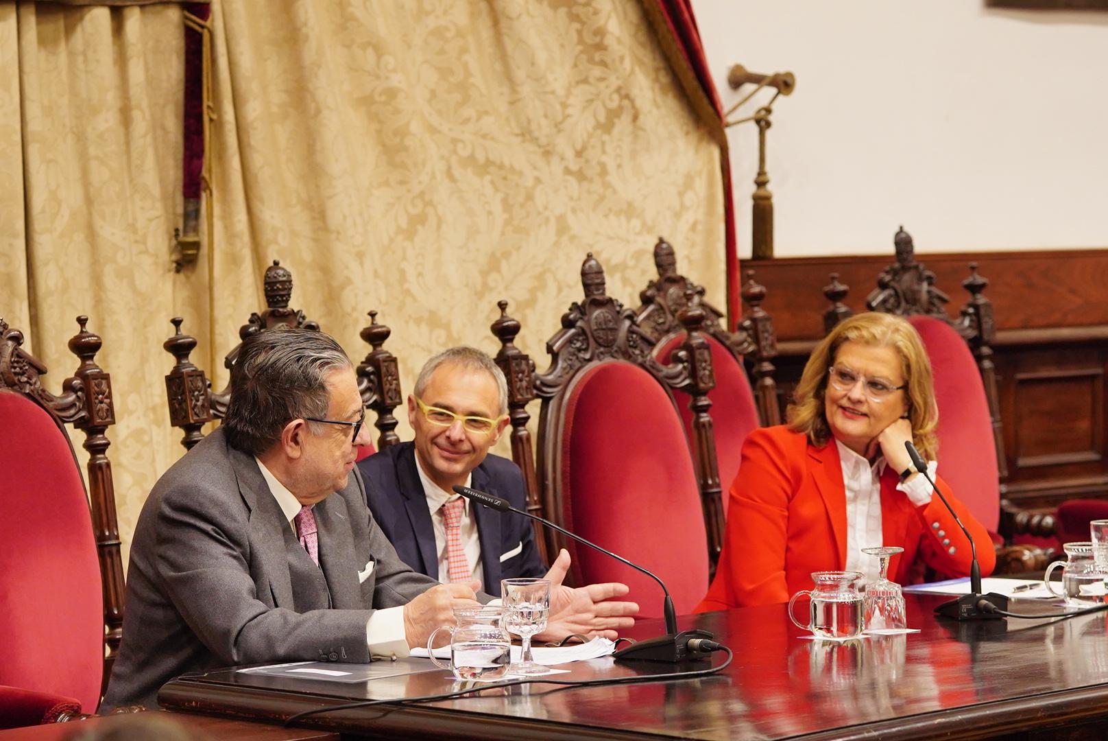 Los XLVI Cursos de Especialización en Derecho de la Universidad de Salamanca reciben a 300 alumnos latinoamericanos