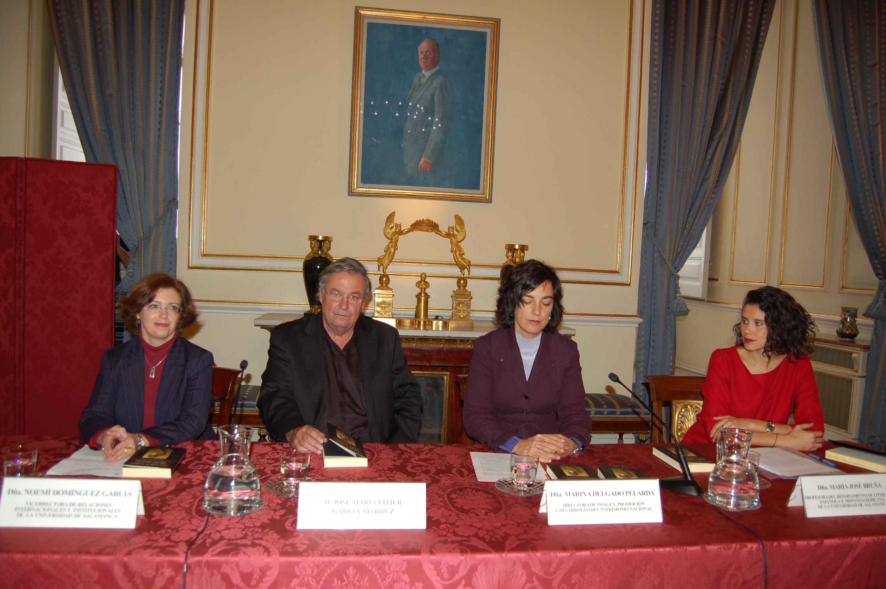 Presentación de la antología de Fina Marruz