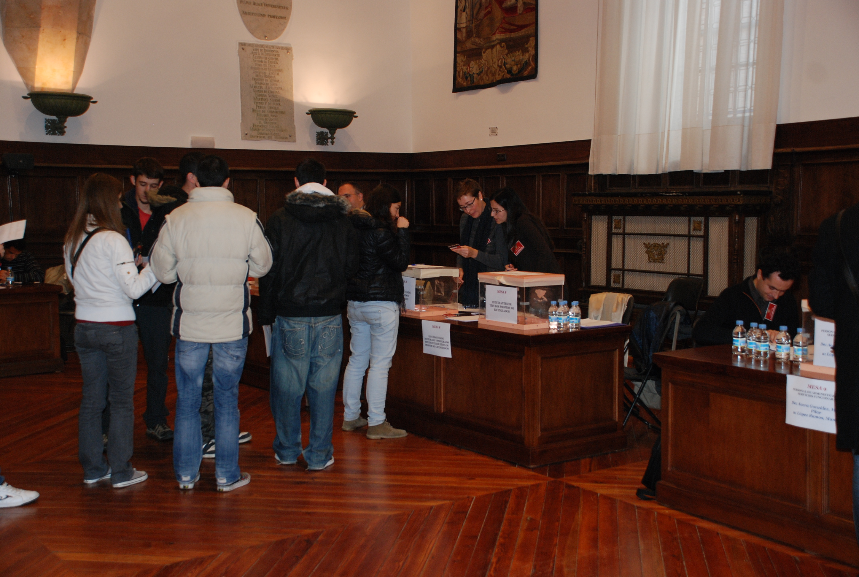 Elección de representantes en el Claustro Universitario