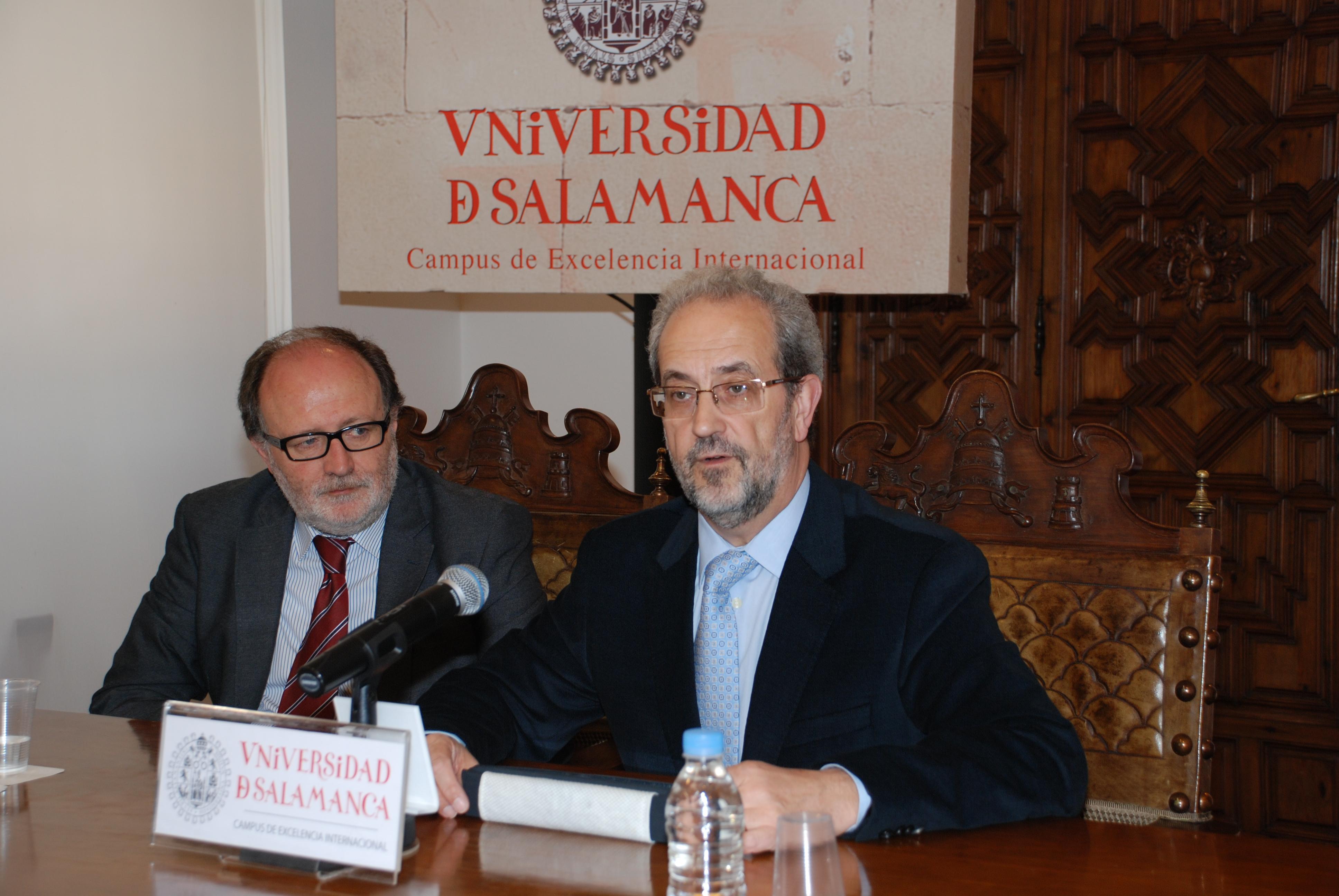 La Universidad de Salamanca aprueba una declaración institucional a favor de la plantilla