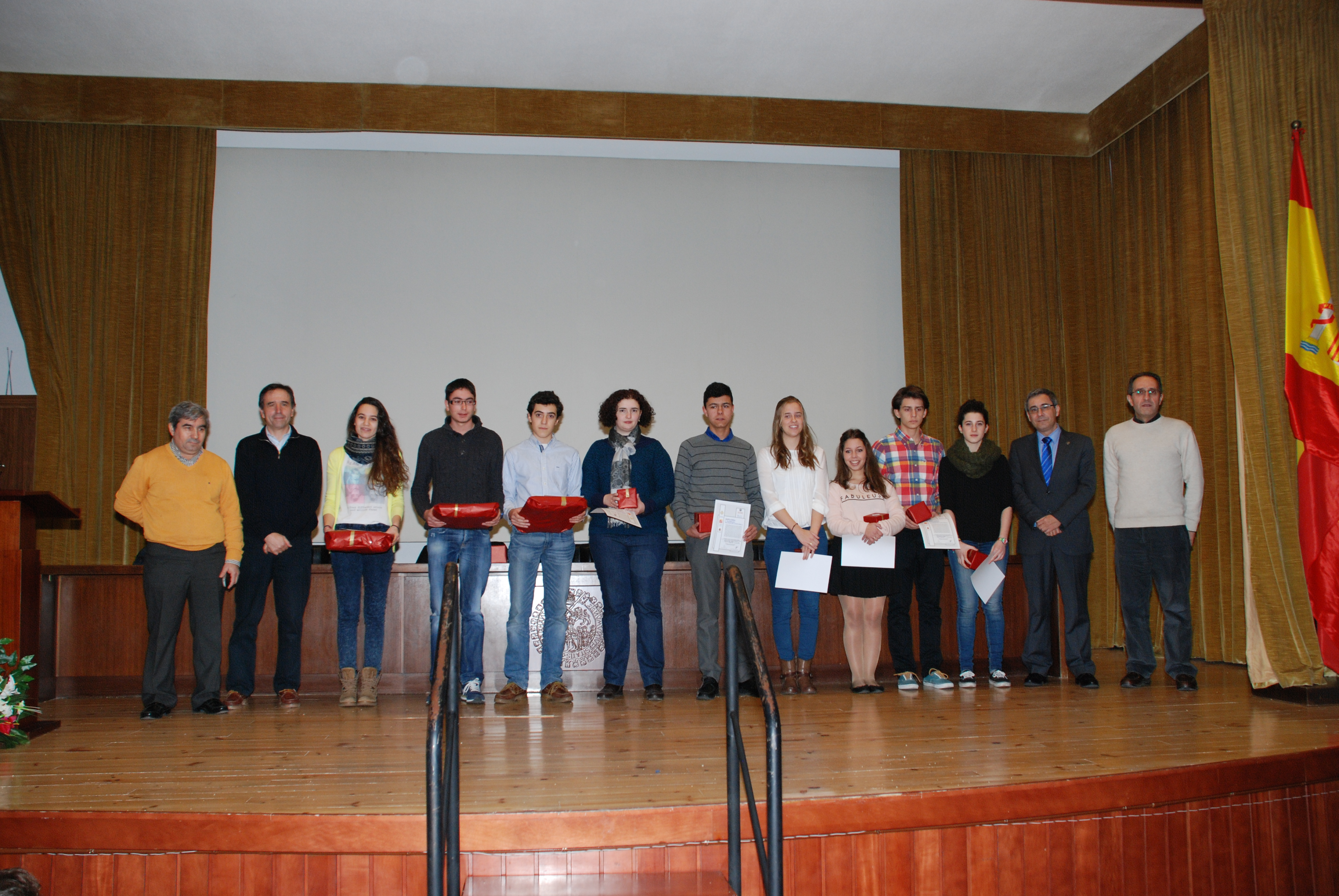 La Olimpiada Matemática Española entrega los premios de su fase local