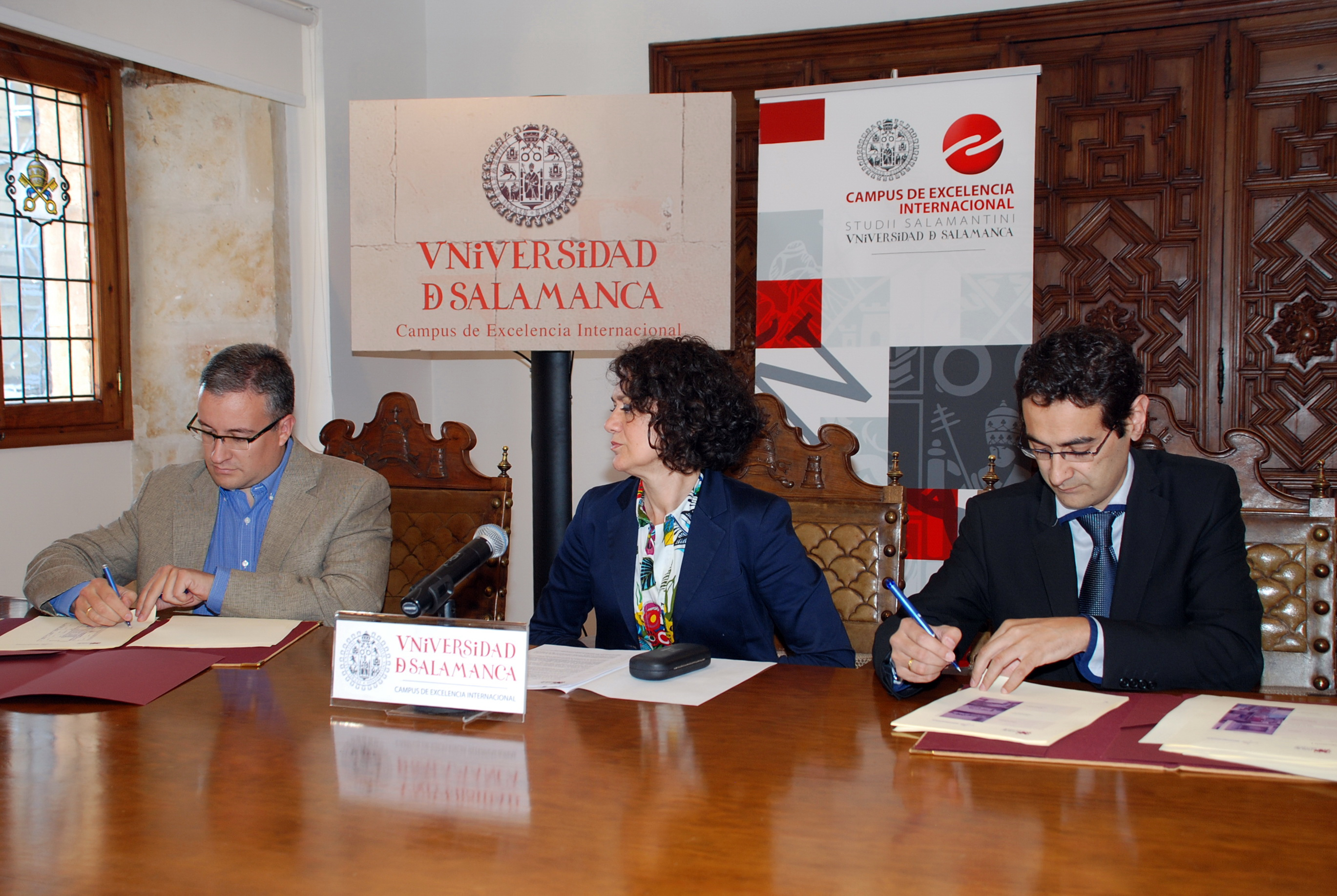 La empresa salmantina Biorama se adhiere al Parque Científico de la Universidad de Salamanca