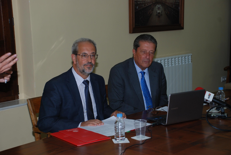 Federico Mayor Zaragoza y el rector de la Universidad de Salamanca mantienen un encuentro virtual con los ganadores de #Ideasparamejorarelmundo