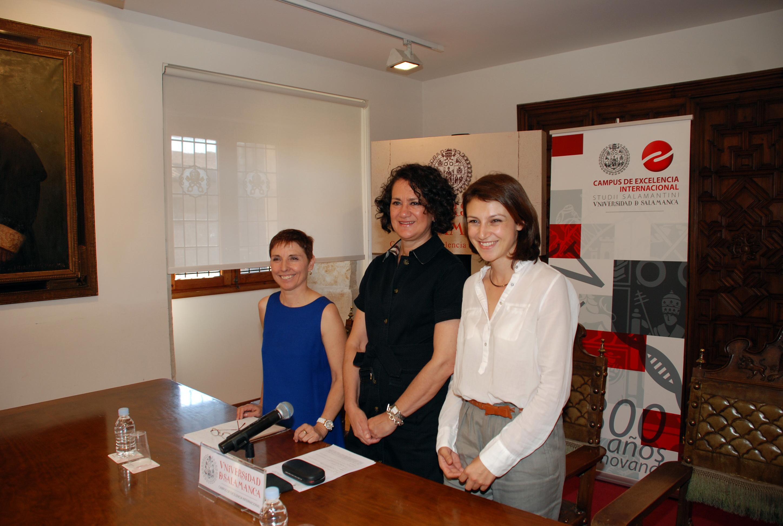 La Plataforma de Apoyo a la Investigación de la Universidad de Salamanca NUCLEUS dinamiza cuatro patentes a lo largo de 2011