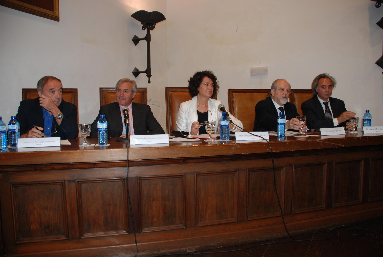 Entrega de la medalla Cesare Beccaria al criminólogo Roger Hood