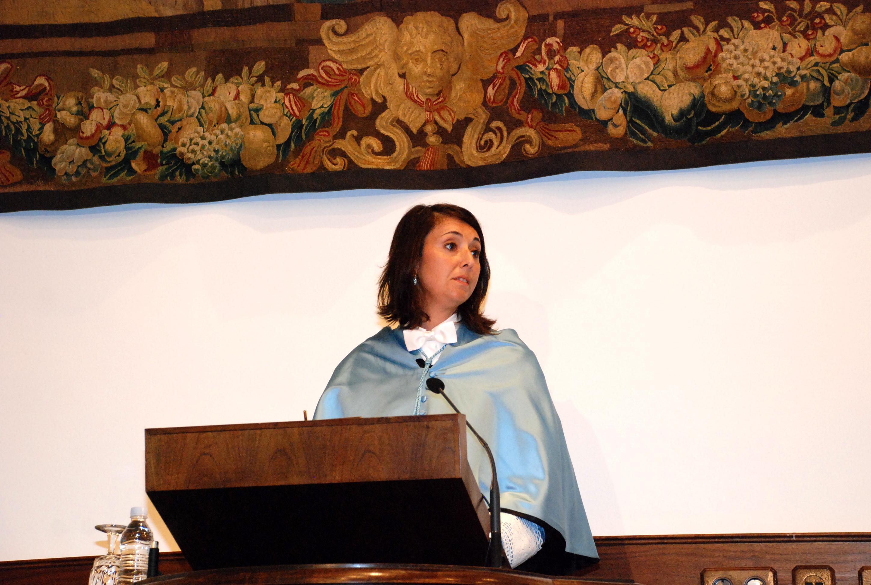 Inauguración del curso académico 2012-2013 de la Universidad de Salamanca