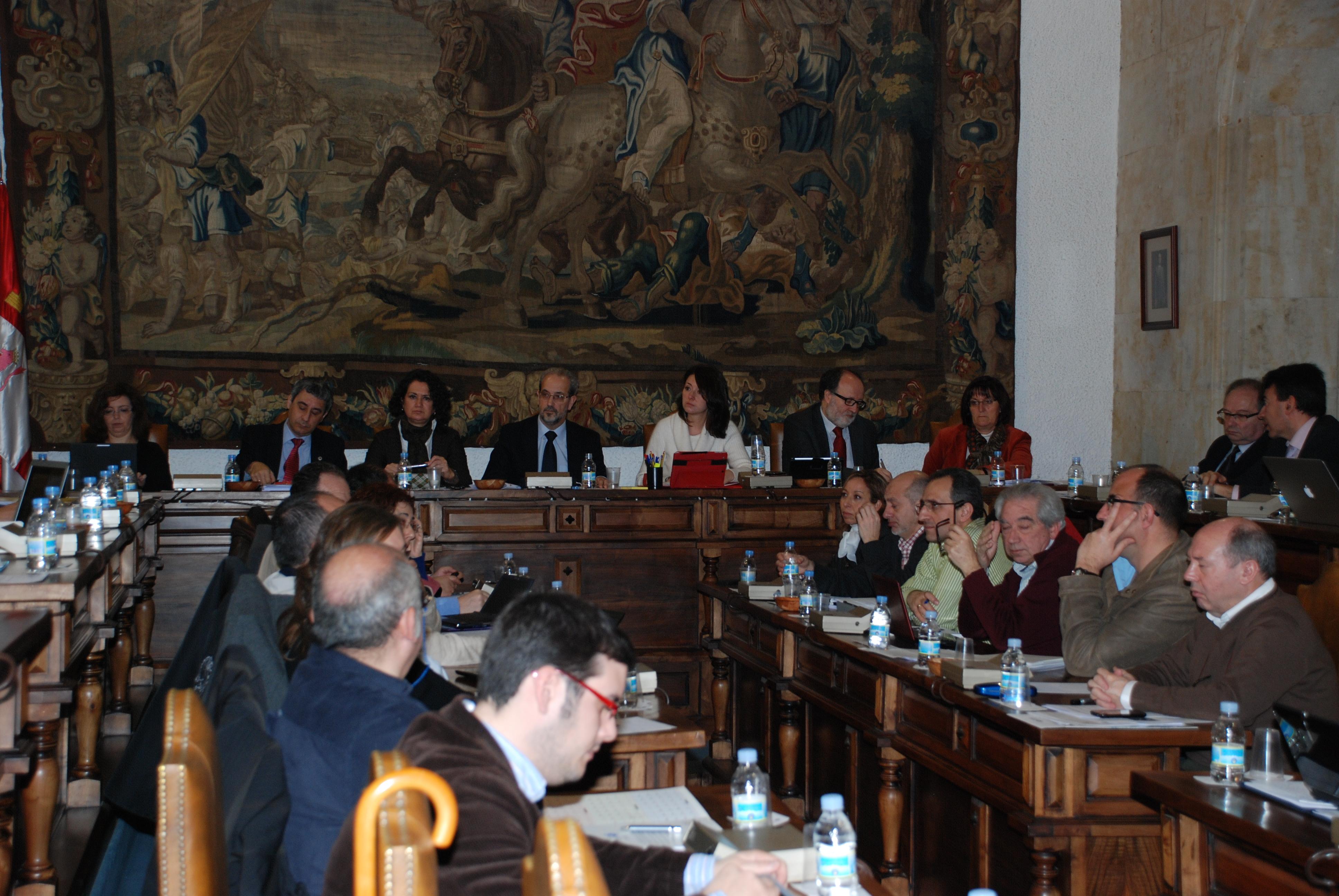 La Universidad de Salamanca aprueba el proyecto para el desarrollo de las Franquicias del Español