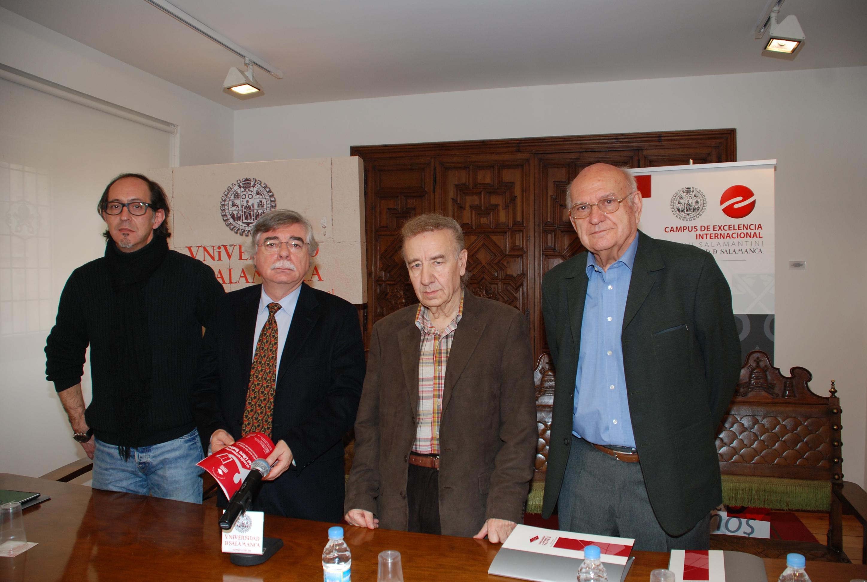Presentación de la XII edición del Salón Internacional del Libro Teatral