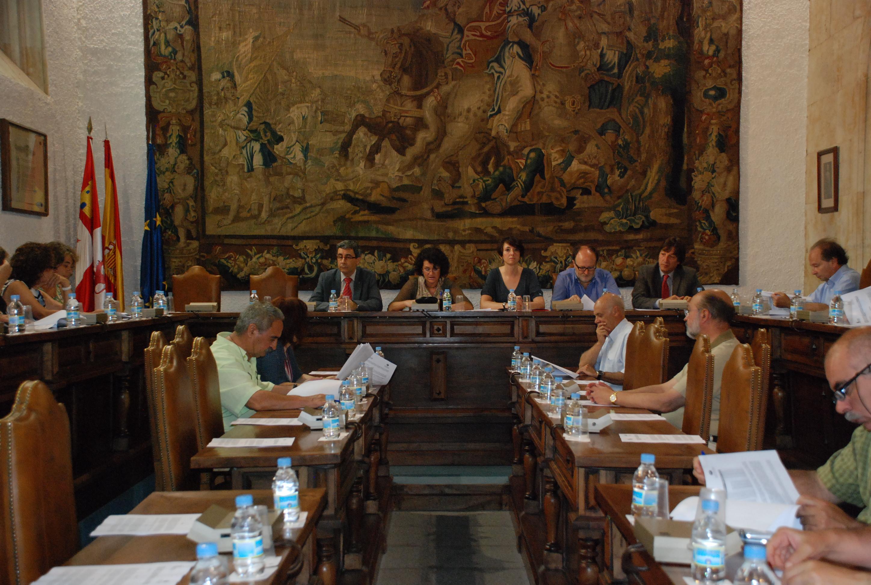 Sesión extraordinaria del Consejo de Gobierno