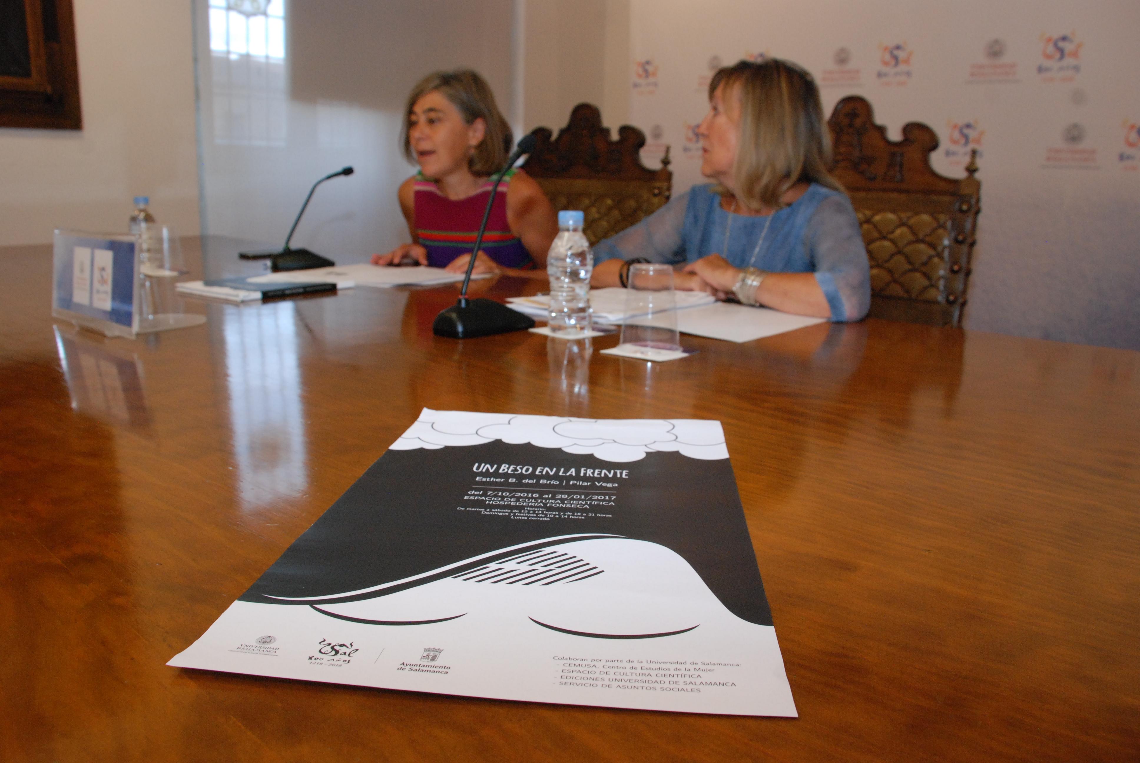 Ayuntamiento y Universidad de Salamanca lanzan un nuevo programa para luchar contra la violencia de género