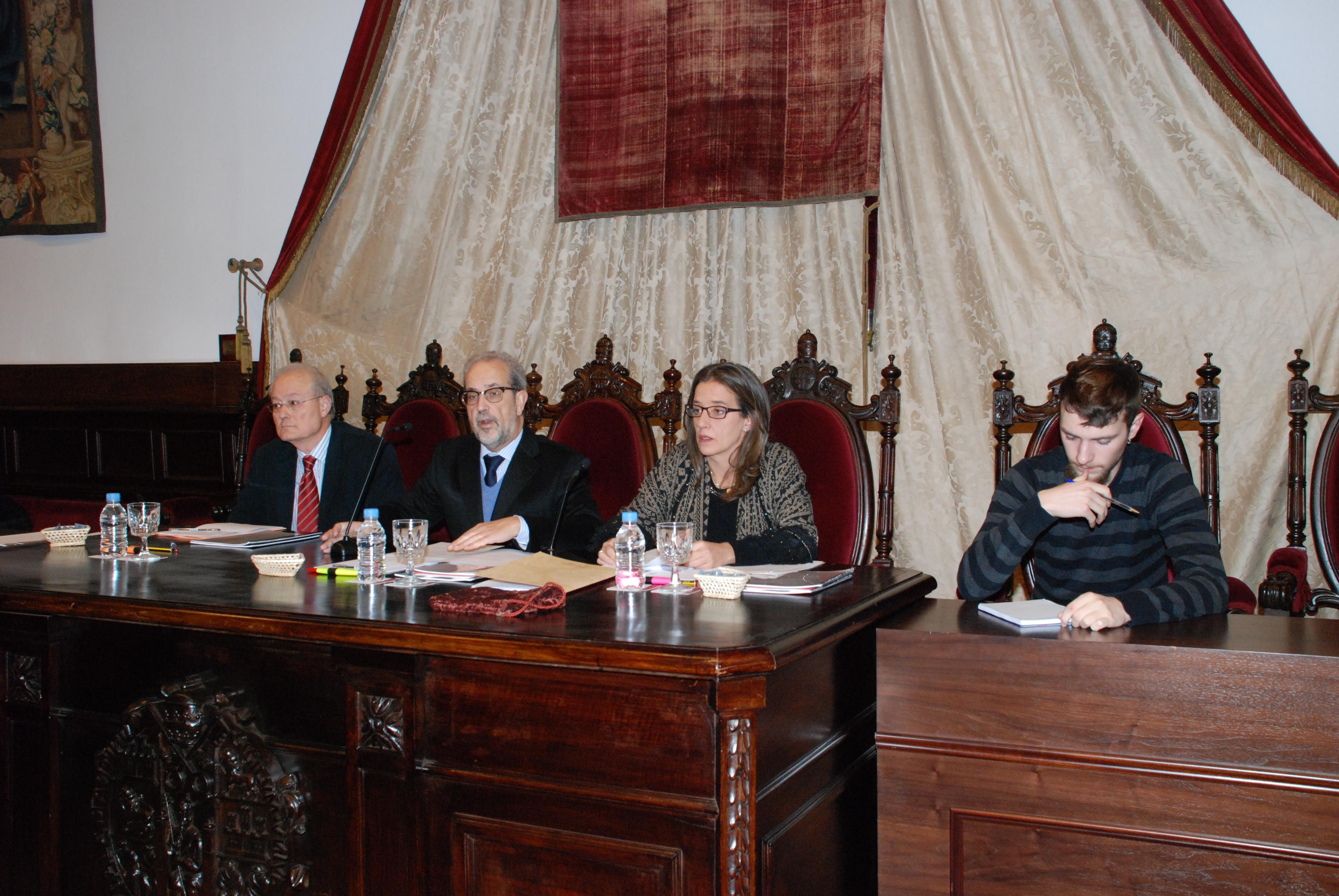 Constituido el nuevo Claustro de la Universidad de Salamanca, surgido de las elecciones celebradas el pasado mes de noviembre