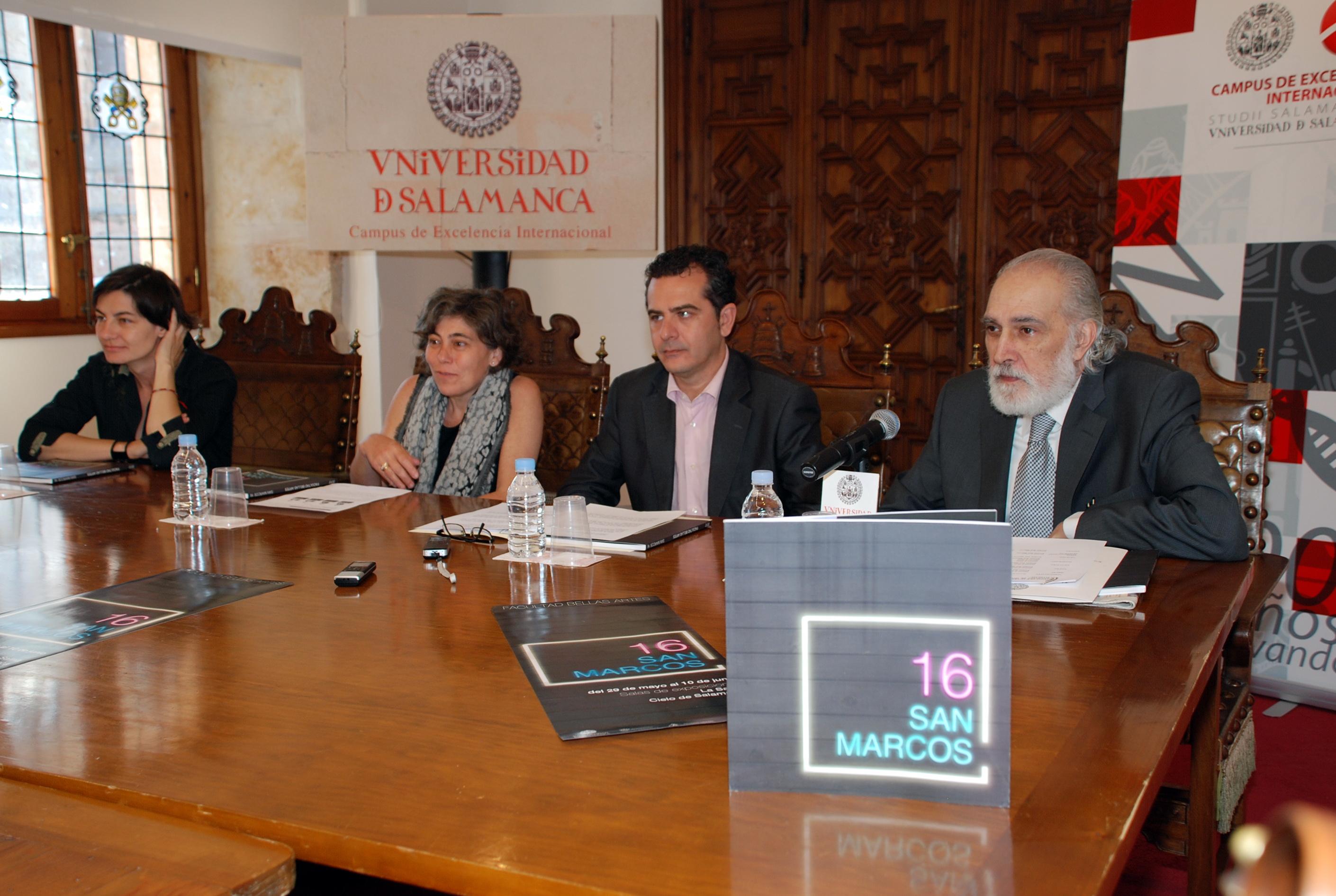 Los Premios San Marcos de la Facultad de Bellas Artes cumplen dieciséis años de fomento de la creación artística de sus alumnos