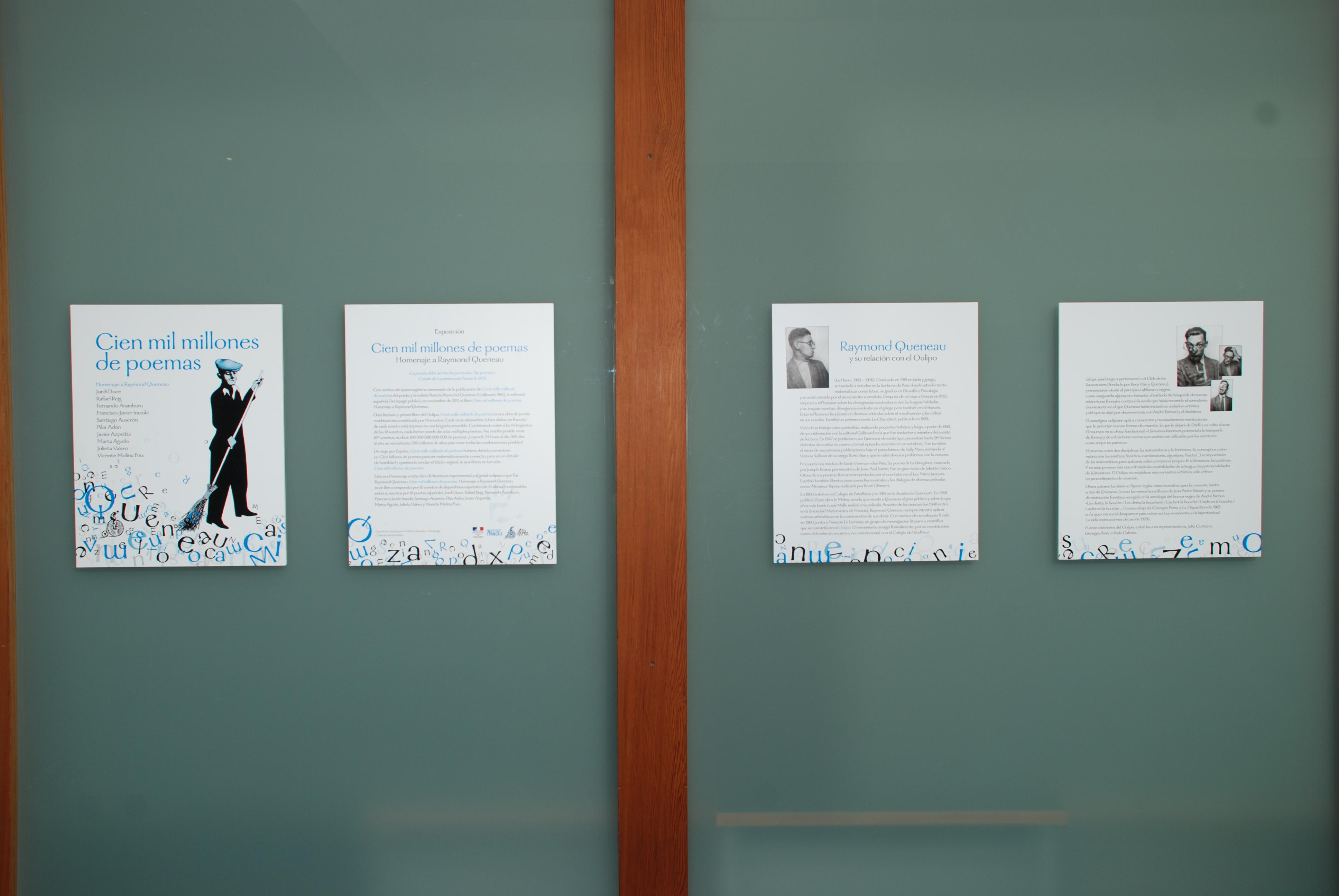 El Departamento de Filología Francesa homenajea al poeta Raymond Queneau