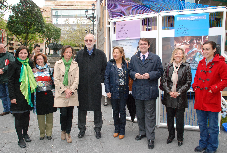 La Universidad de Salamanca colabora con la Fundación Vicente Ferrer en la difusión de su campaña estatal de sensibilización