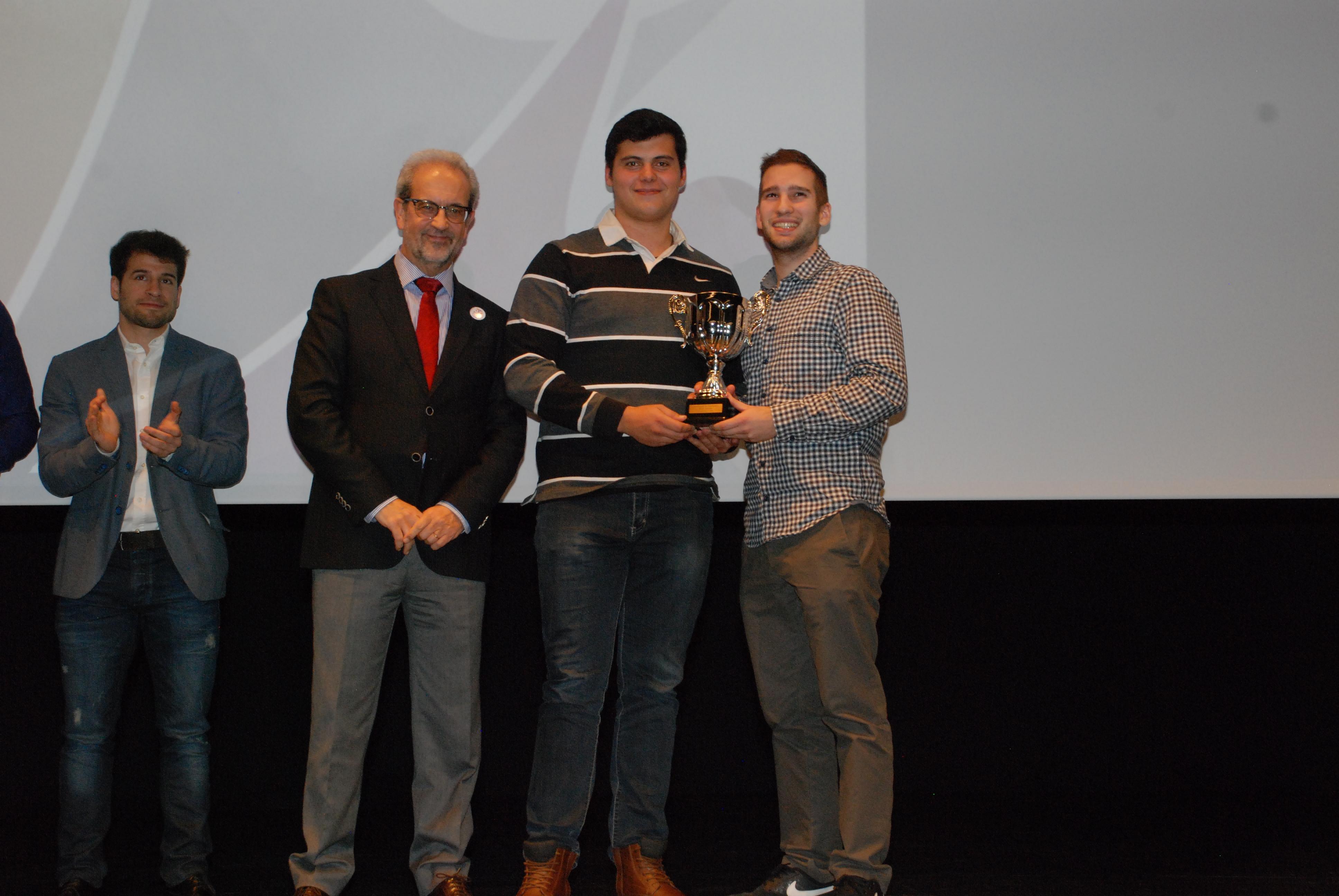 El Servicio de Educación Física y Deportes hizo entrega de sus XXVII Premios Anuales del Deporte Universitario