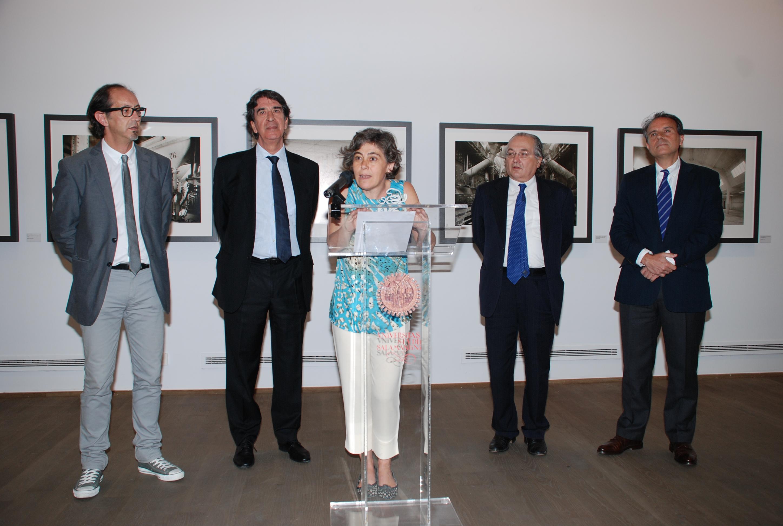 La Universidad de Salamanca y Fundación Telefónica presentan una exposición antológica de Josep Brangulí