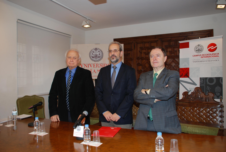 El Observatorio de la 'Magna Charta Universitatum' certifica el apoyo internacional a la celebración del VIII Centenario