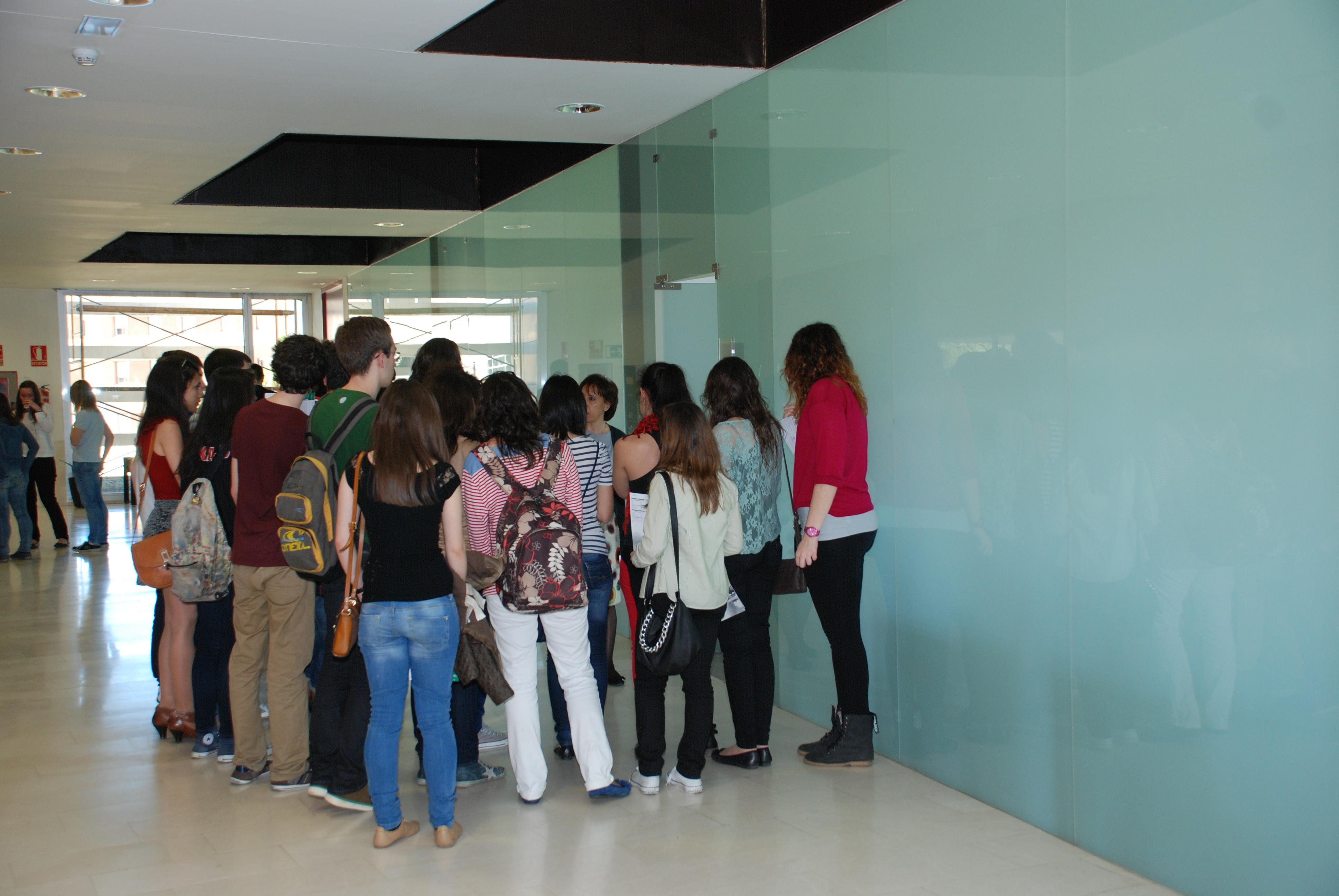 Cerca de 2.700 estudiantes de bachillerato y de ciclos formativos participarán en las Jornadas de Puertas Abiertas 2013 de la Universidad de Salamanca