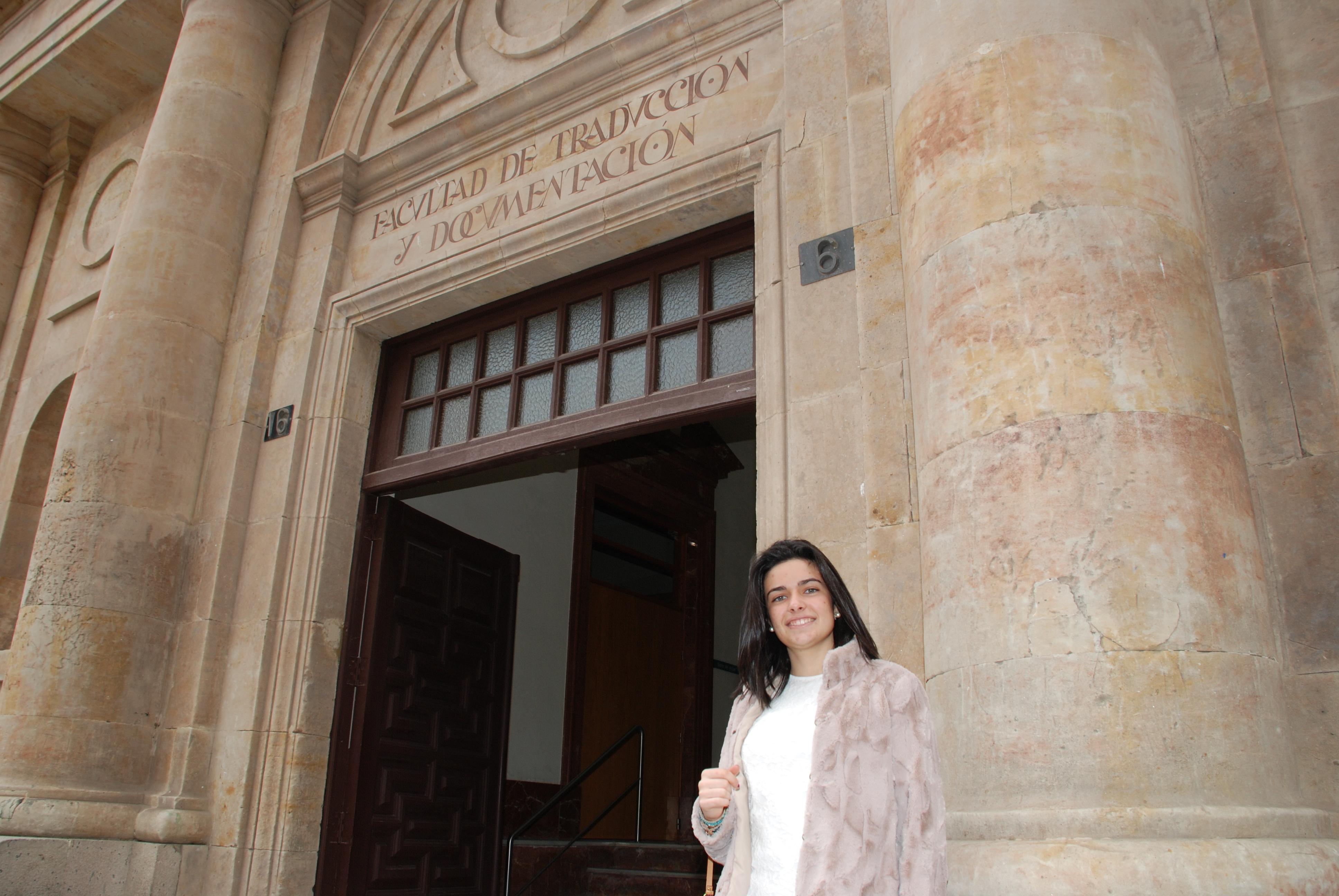 Una estudiante de la Universidad de Salamanca asesorará a la Embajada de Estados Unidos en España sobre temas de juventud