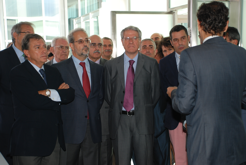 La Universidad de Salamanca incorpora la incubadora de empresas al Parque Científico con una inversión de casi 2 millones de euros