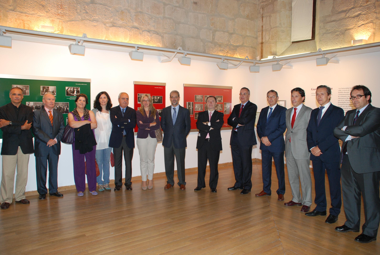 Presentación del portal dedicado al exrector Tovar dentro de la Biblioteca Virtual Miguel de Cervantes