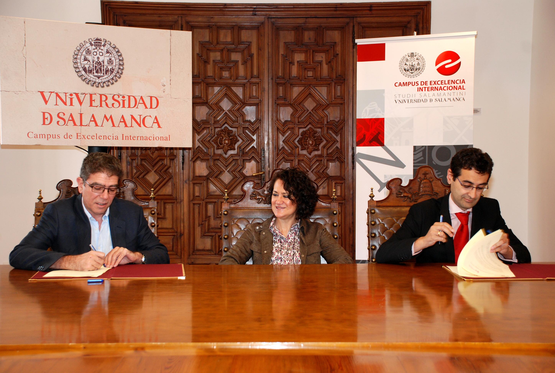La empresa madrileña de ingeniería Horus Hardware se incorpora al Edificio M3 del Parque Científico de la Universidad de Salamanca