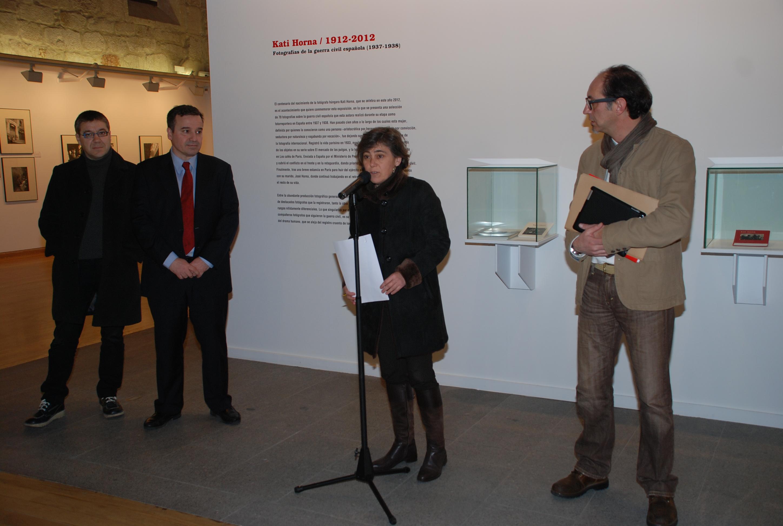 """Exposición """"Kati Horna 1912-2012. Fotografías de la Guerra Civil española 1937-1938"""""""