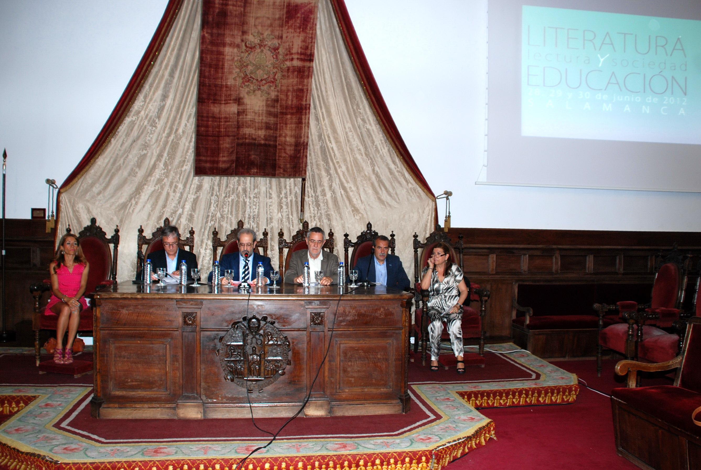 La Universidad de Salamanca acoge las 'III Jornadas de Literatura y Educación: lectura y sociedad' organizadas por FETE-UGT