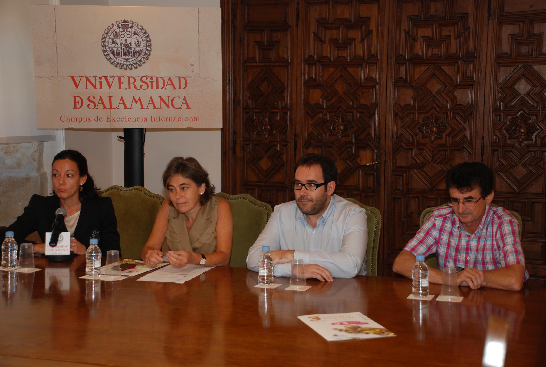 Presentación de la III Carrera Popular CISE - Universidad de Salamanca
