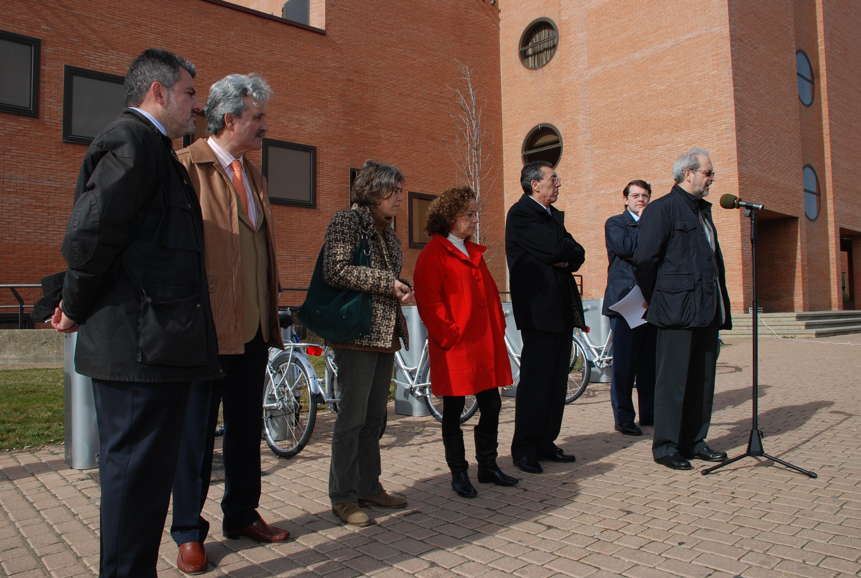 El Sistema de Préstamo de Bicicletas SALenBICI se amplía con la puesta en marcha de las tres nuevas bases situadas en los campus universitarios