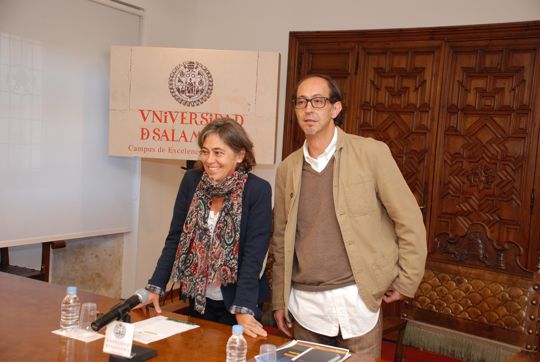 Presentación de la programación 'Cultura en Curso' de la Universidad de Salamanca de octubre a diciembre