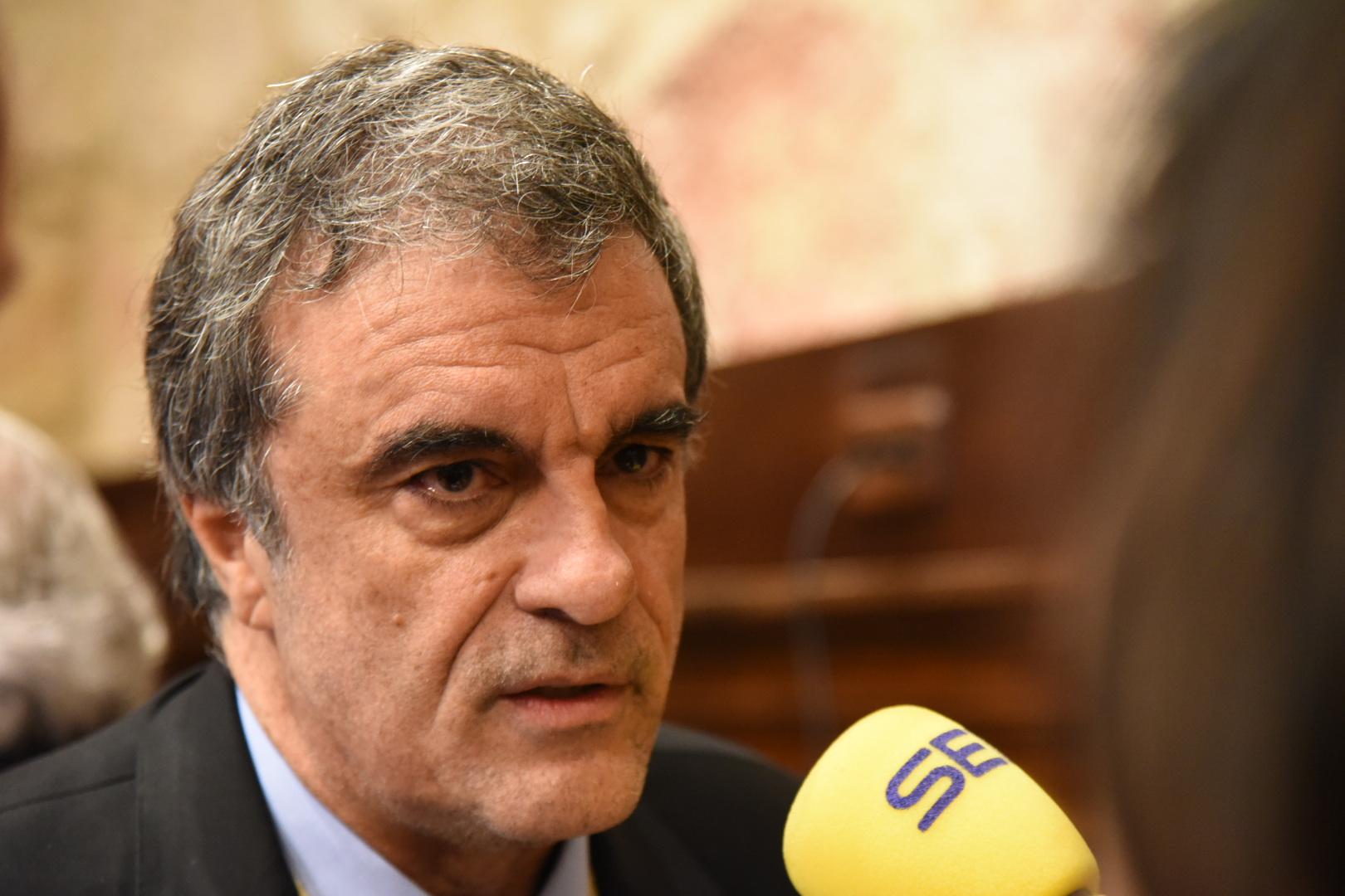 El exministro de justicia de Brasil participa en el congreso internacional para juristas que celebran la Universidad de Salamanca y la Universidad de São Paulo