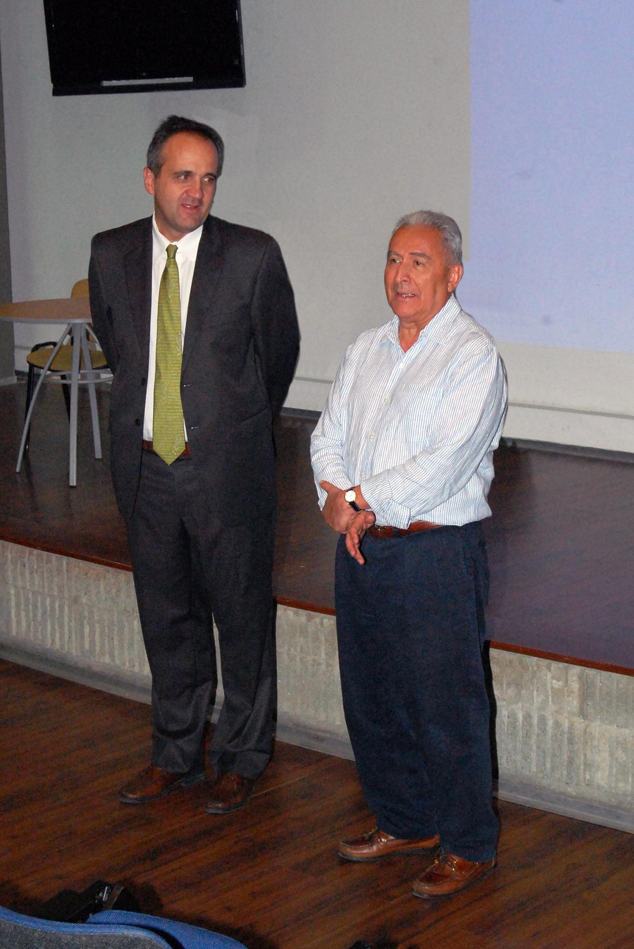 Profesores de la Universidad de Salamanca imparten un curso en Colombia sobre el estatuto anticorrupción