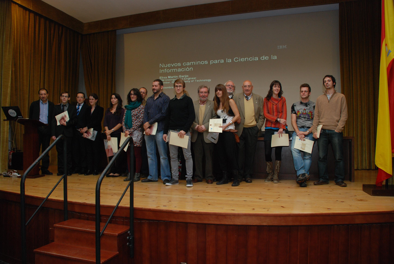 Premio a los mejores expedientes de la Facultad de Ciencias